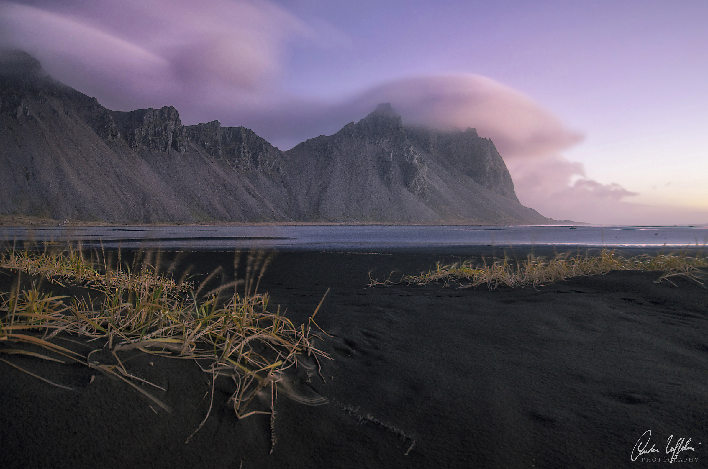 Islanda, alba...