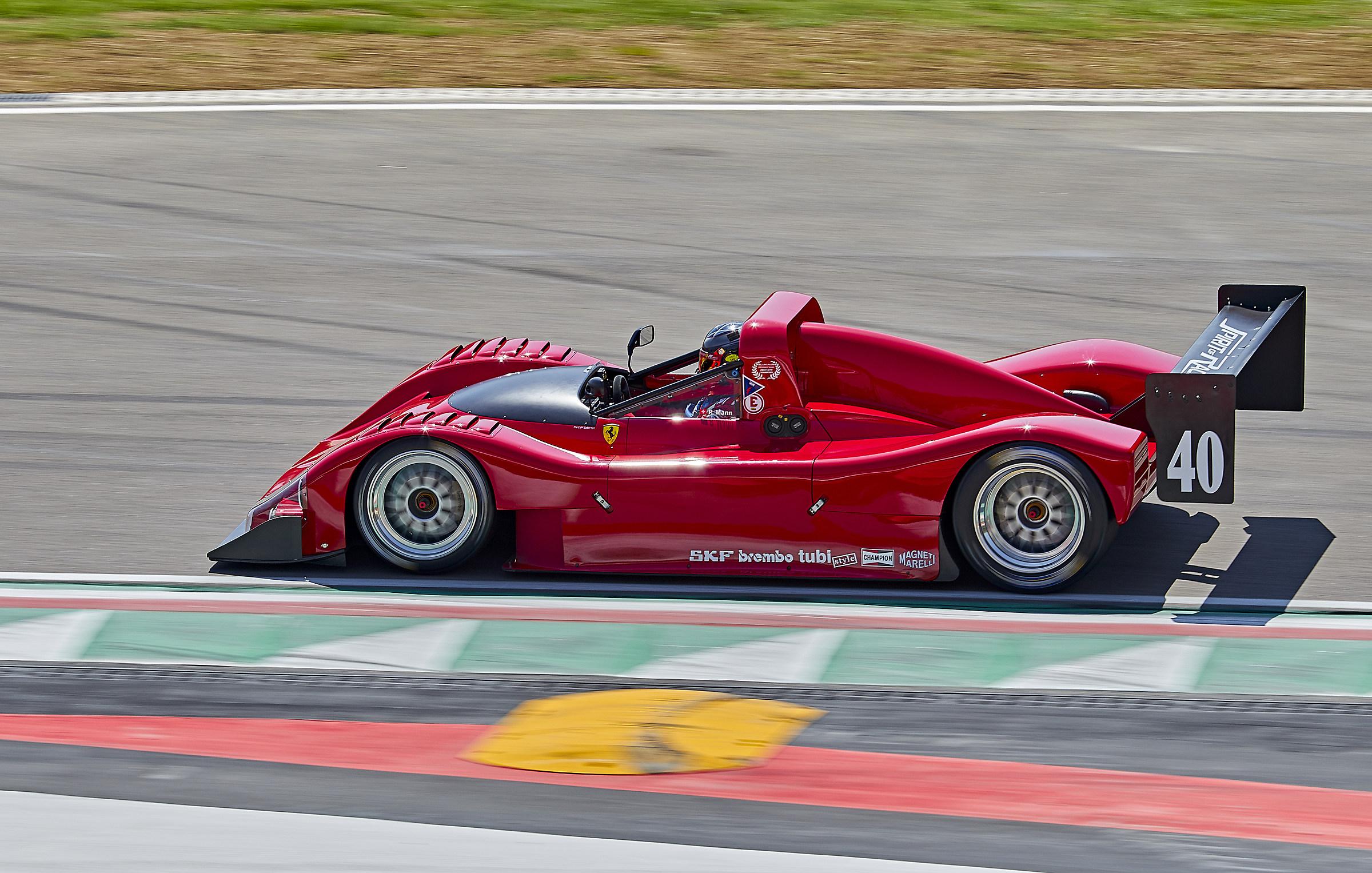 Motor legend Imola...