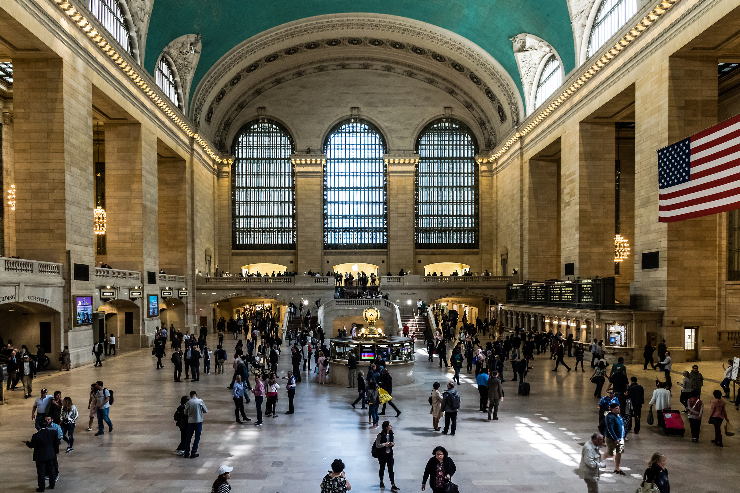 Grad Central Terminal-New York...