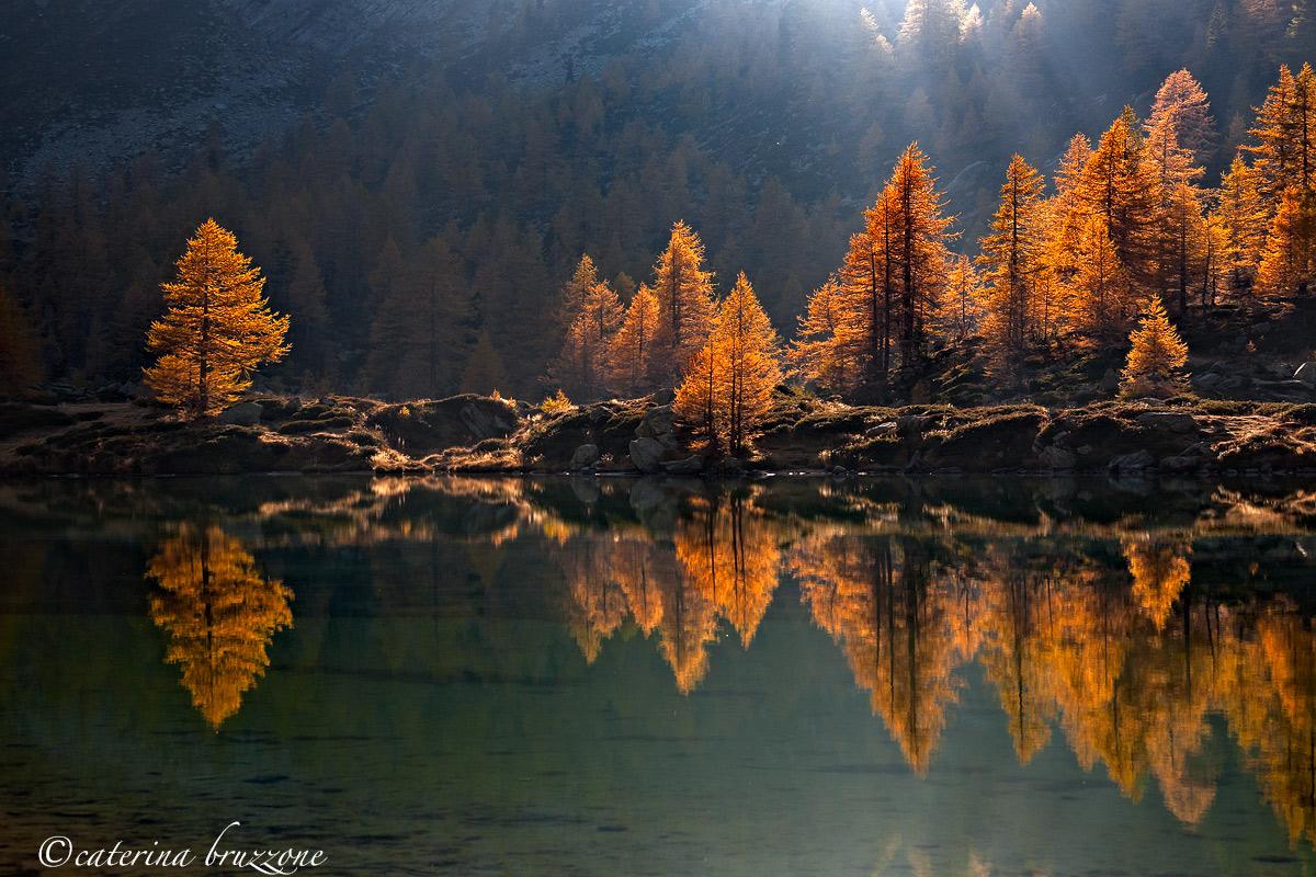 Arpy Lake...