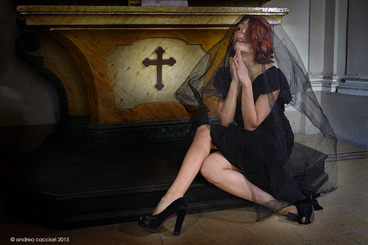 Yelena, the sinner asks for forgiveness...