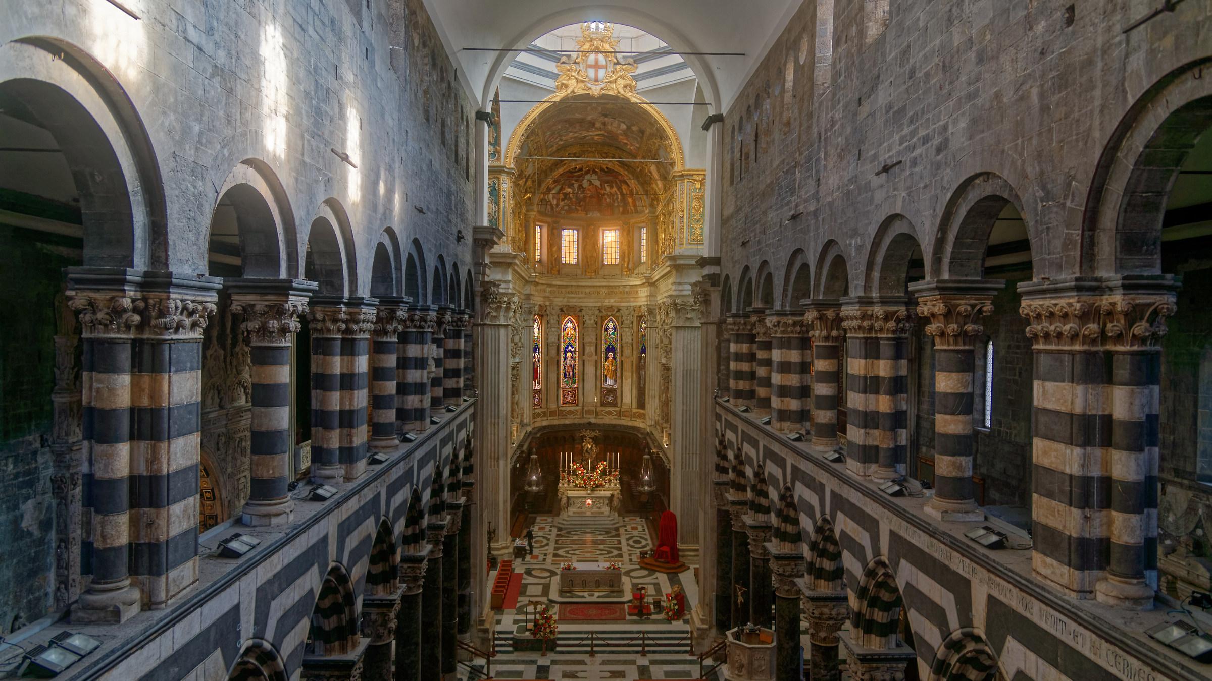 Cattedrale di San Lorenzo (ge)...