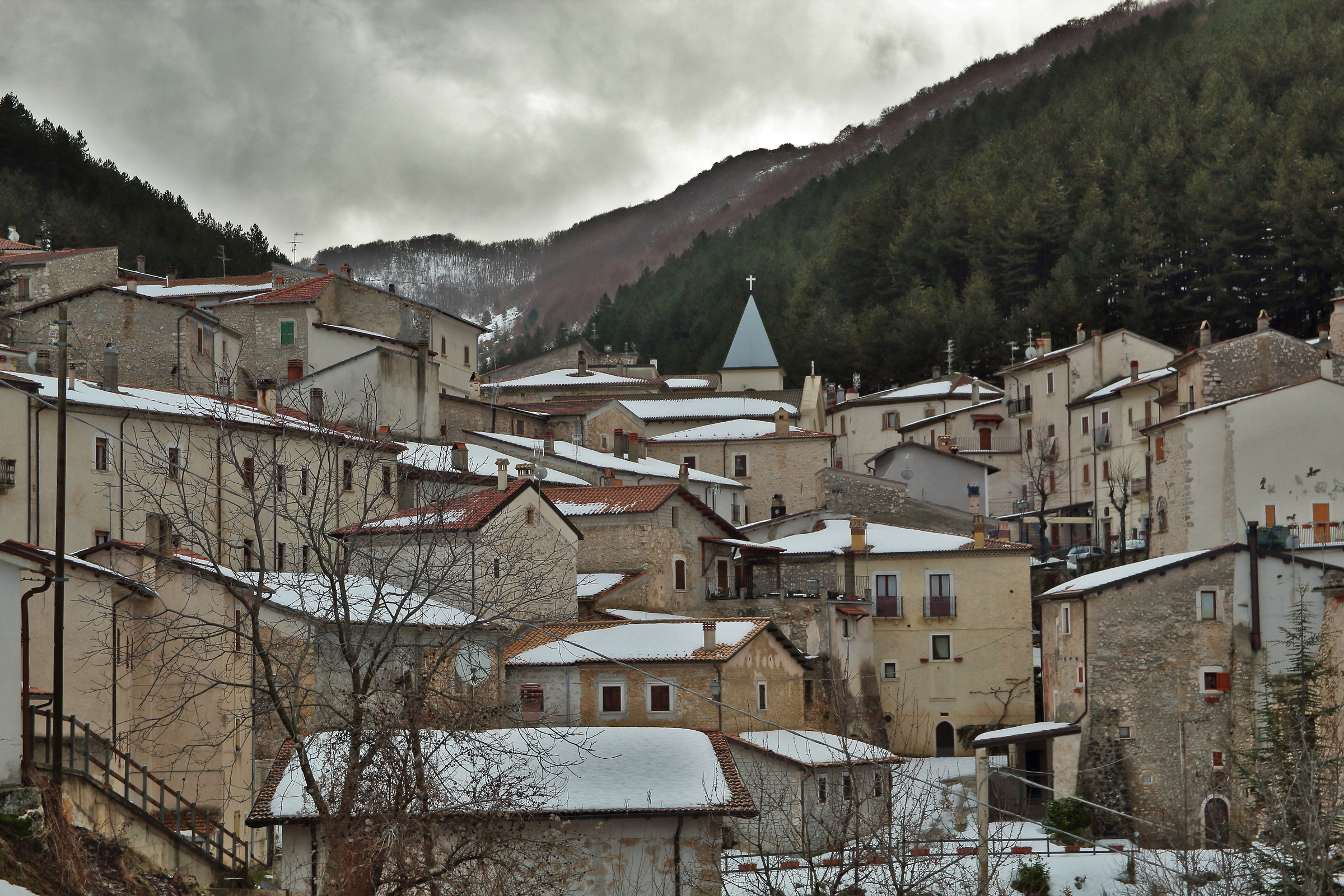 San Sebastian of Marsi...