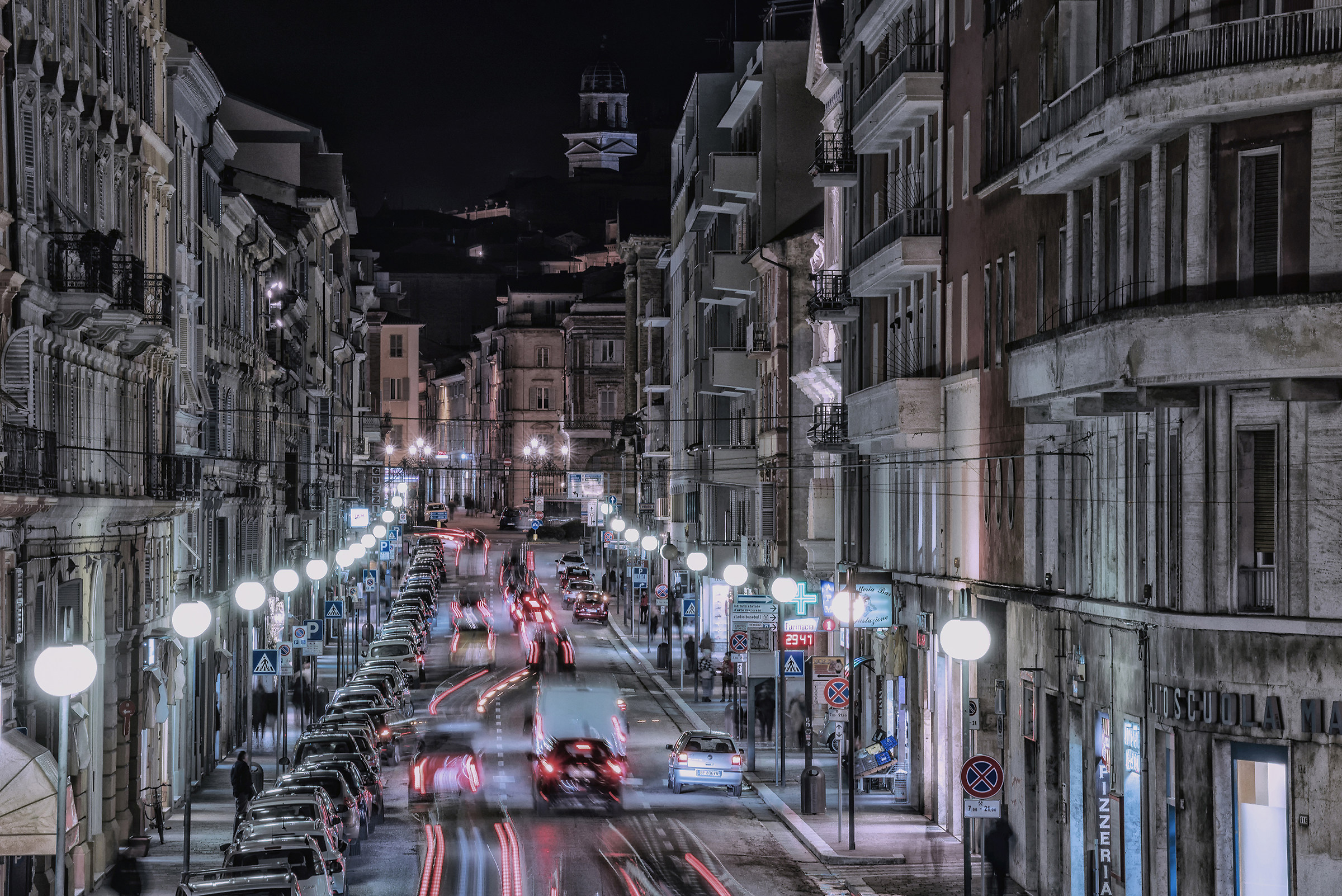 La mia città...