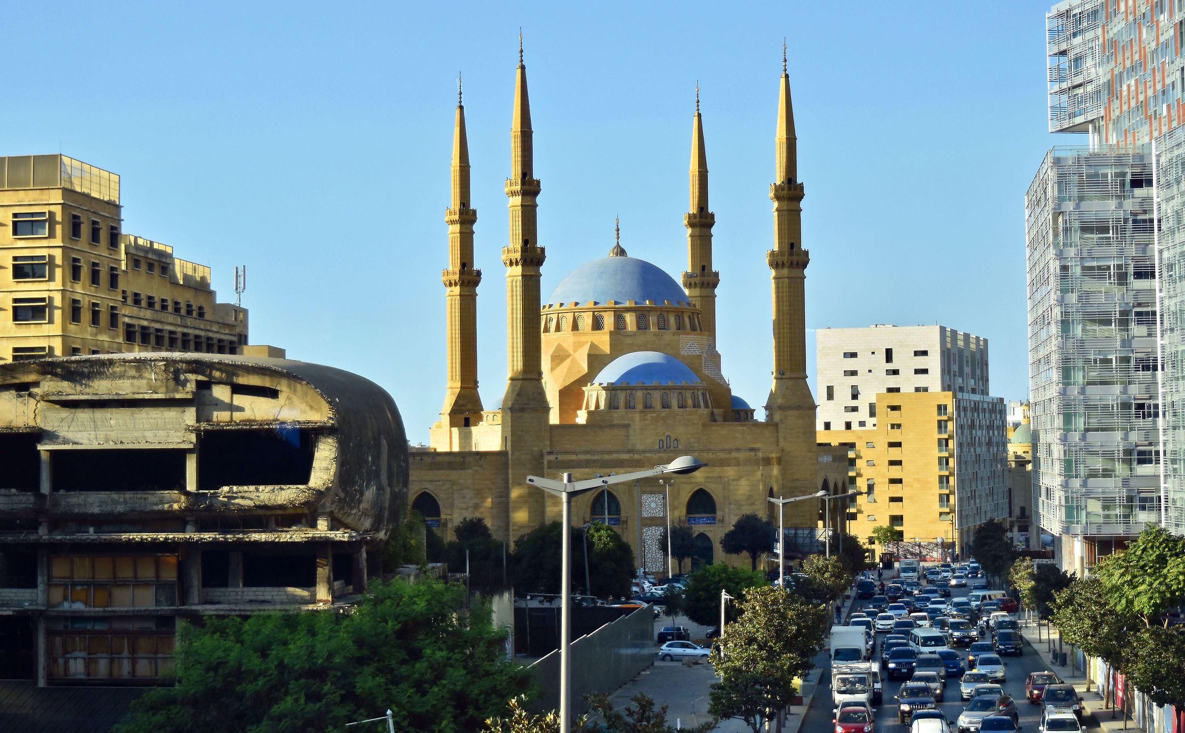 Mohammad Al-Amin Moschea...