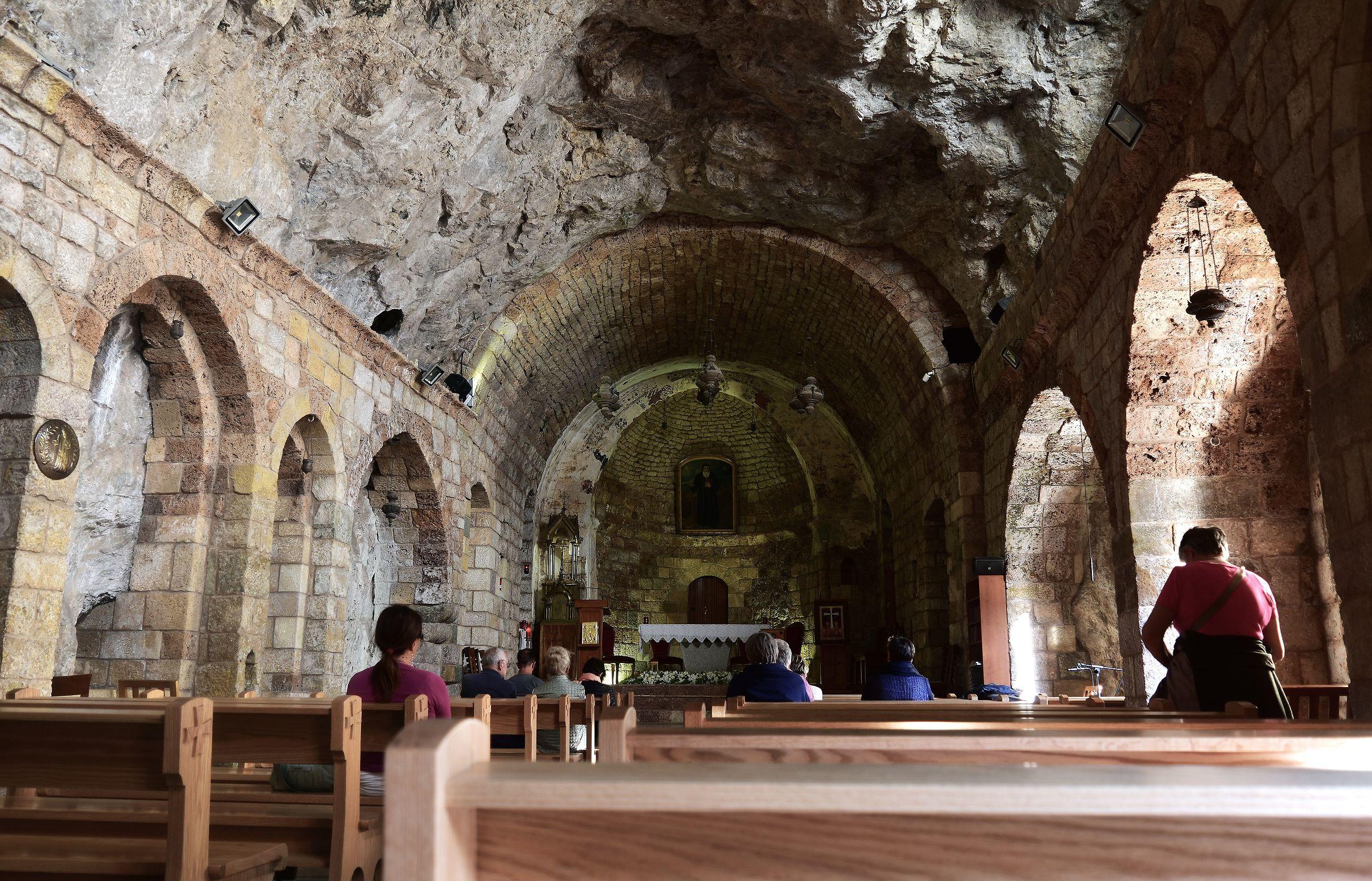 Monastero Dair Qannubin...