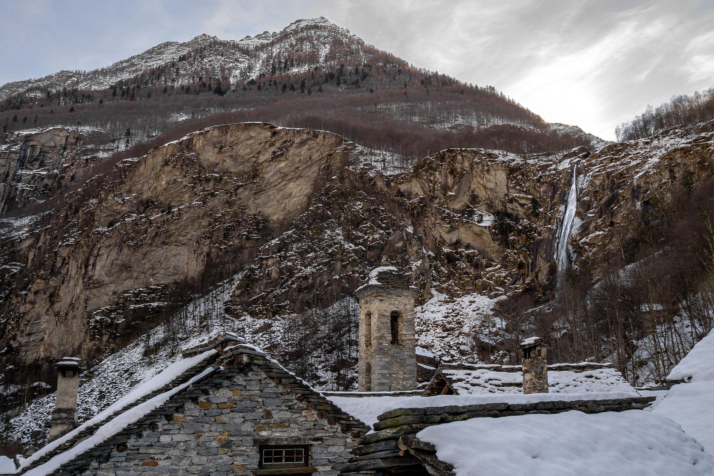 Foroglio (Val Bavona)...