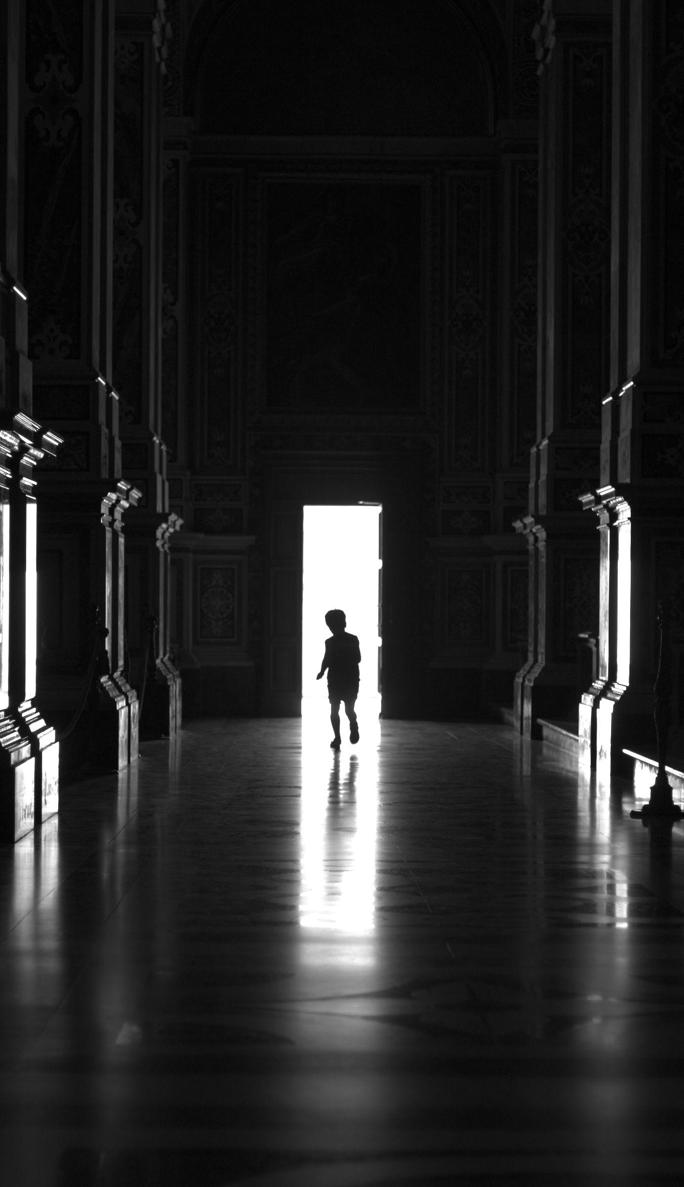 Towards the Light...