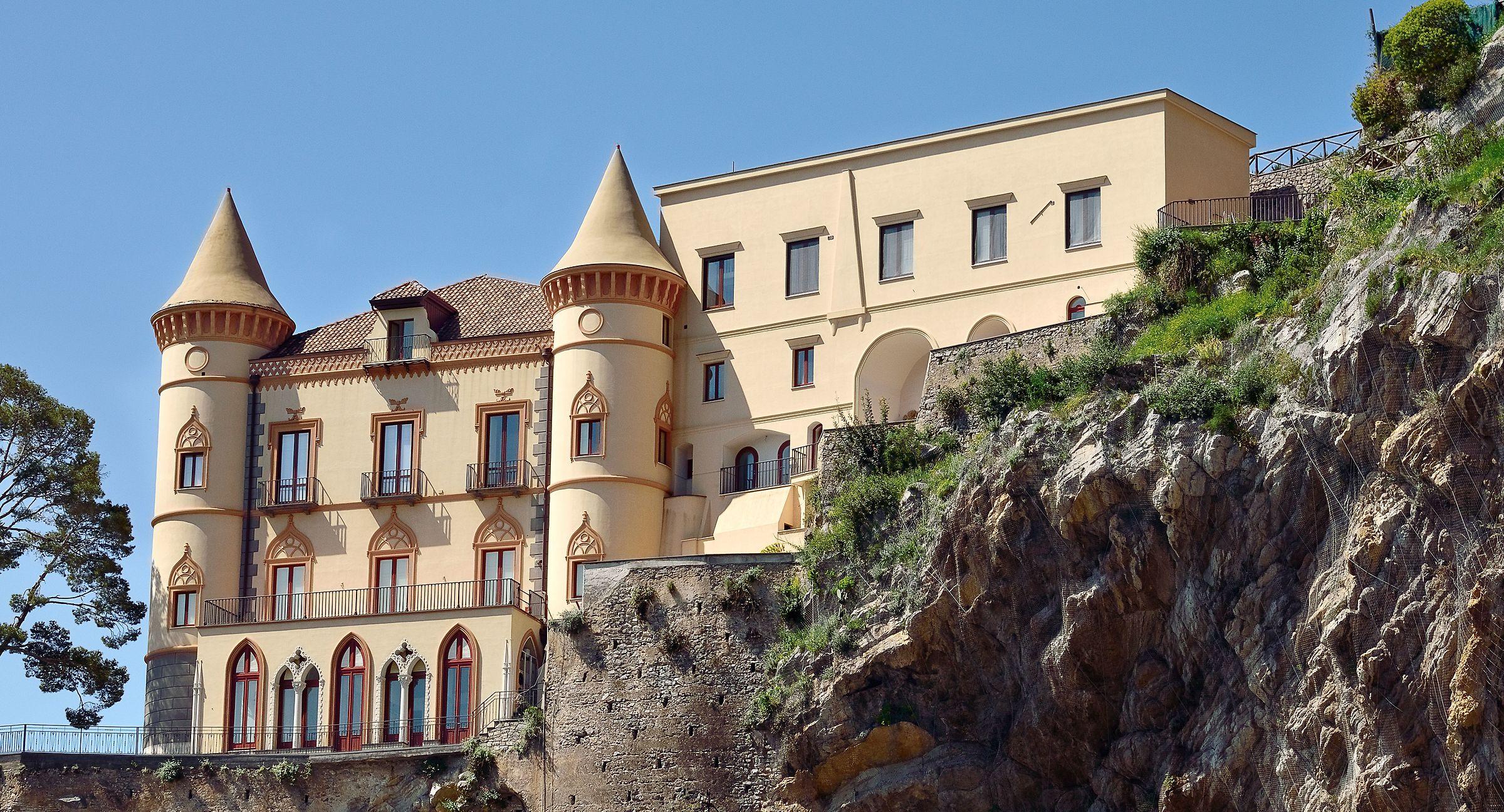 Castello di Miramare - Maiori (sa)...