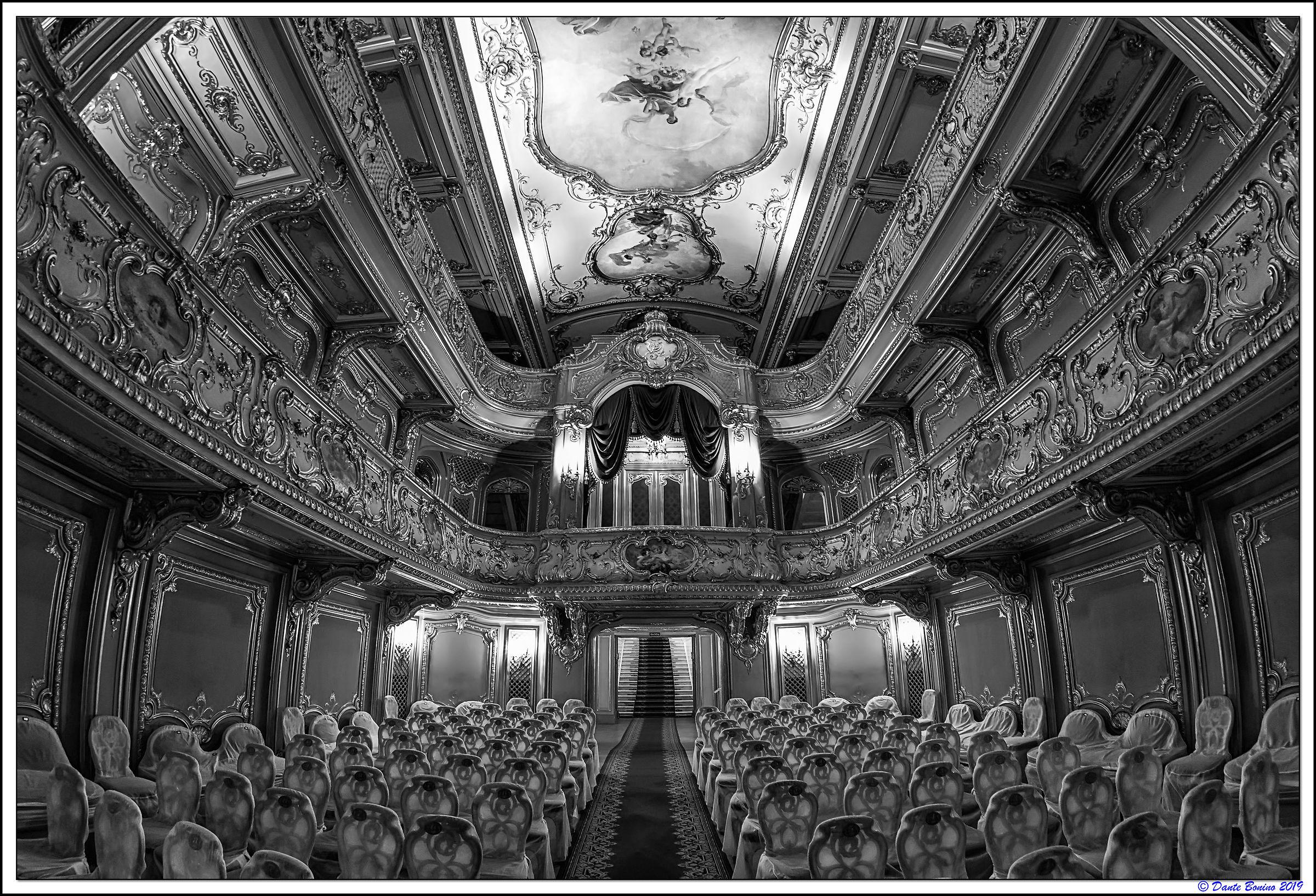 Teatro privato1, Palazzo Yusupov...
