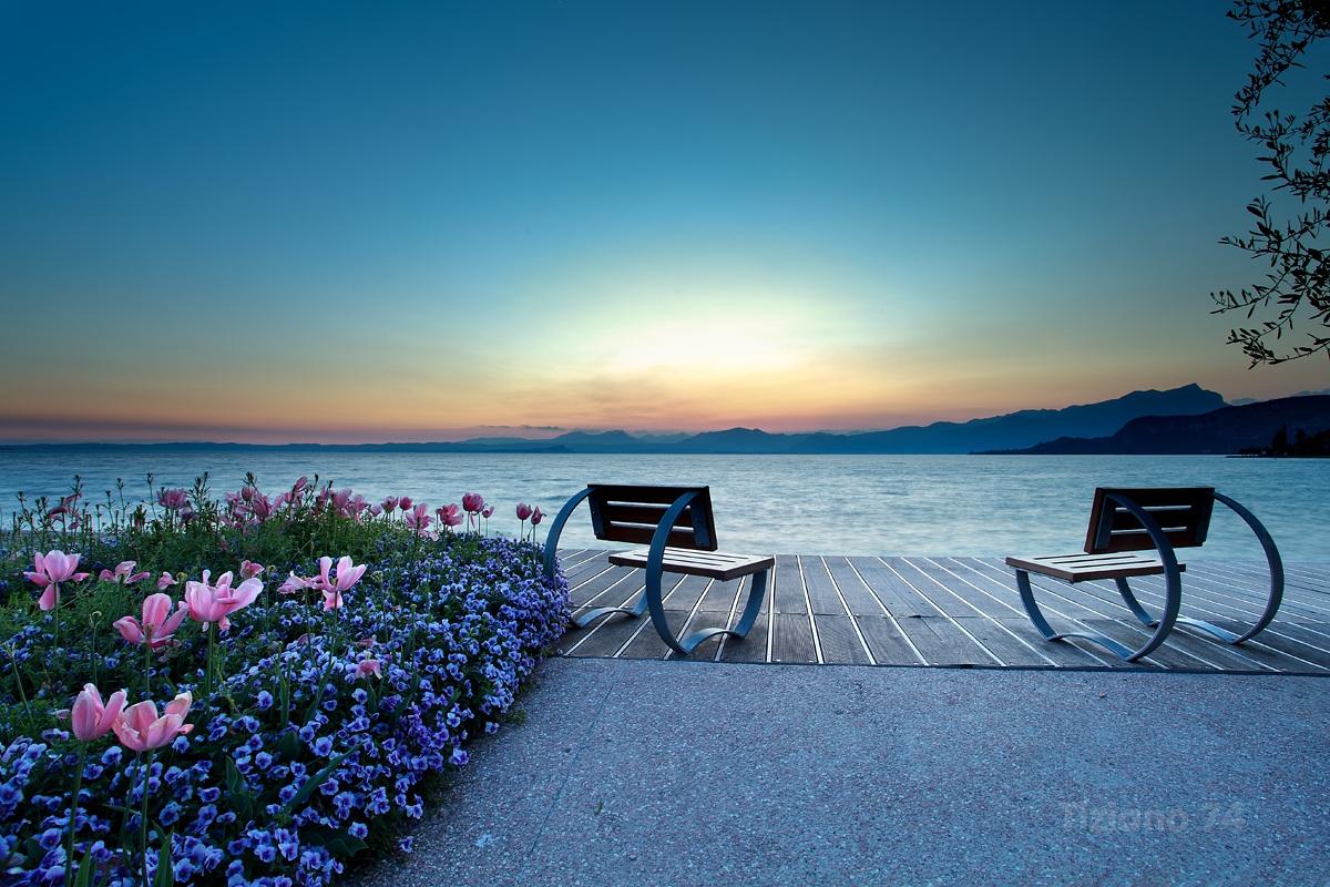 Relax on Lake Garda...