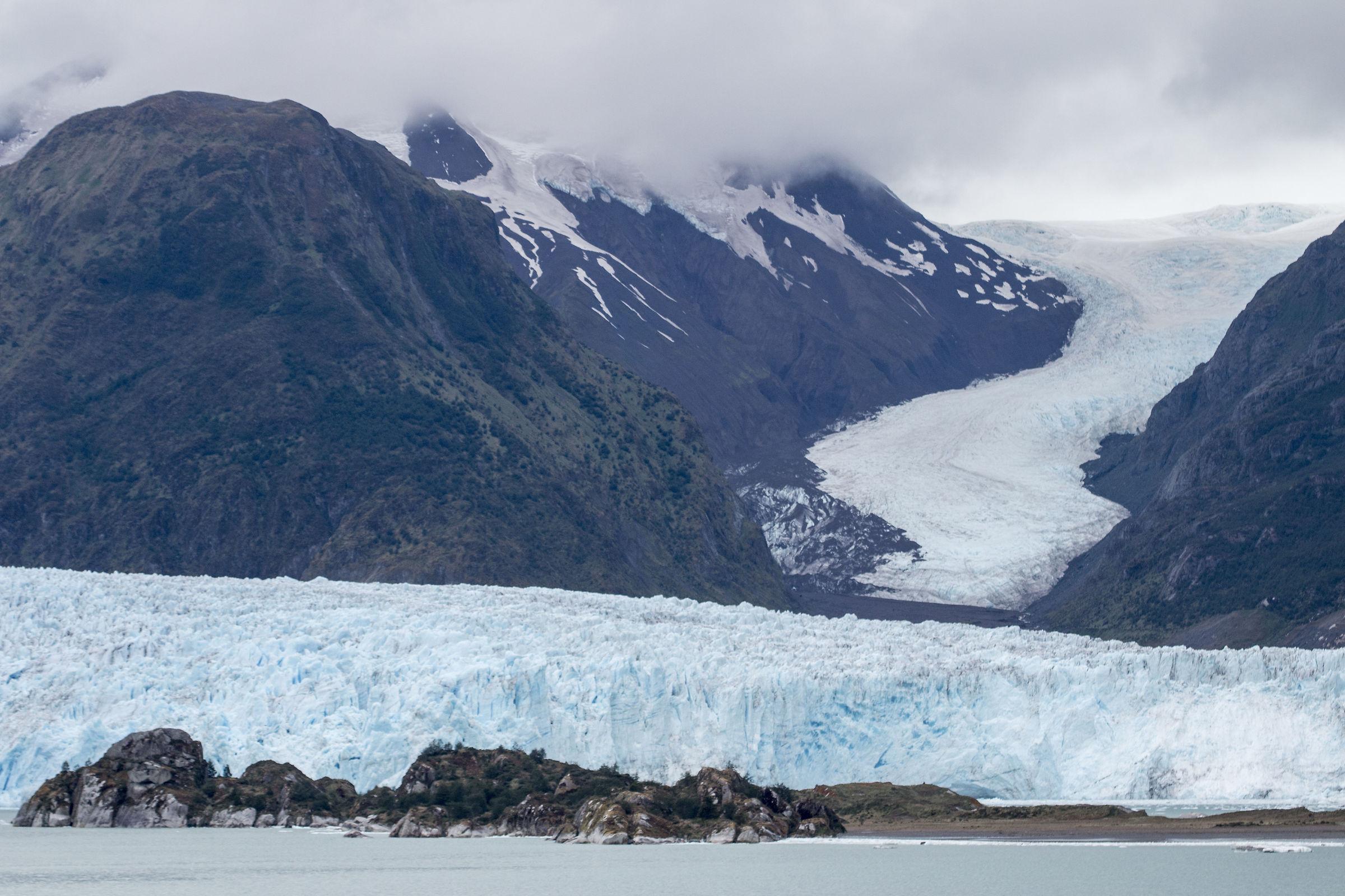Amalia Glacier...