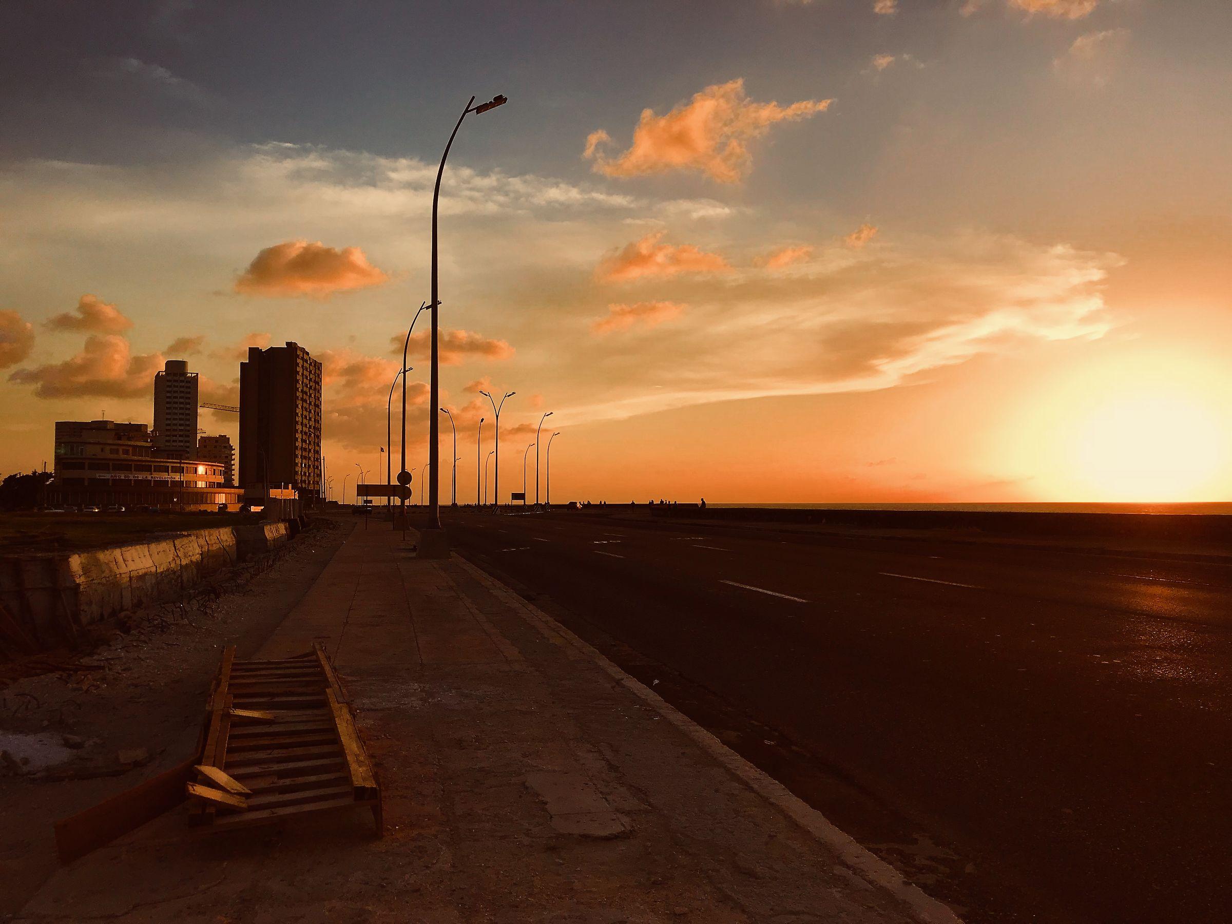 Malecon, la Habana...