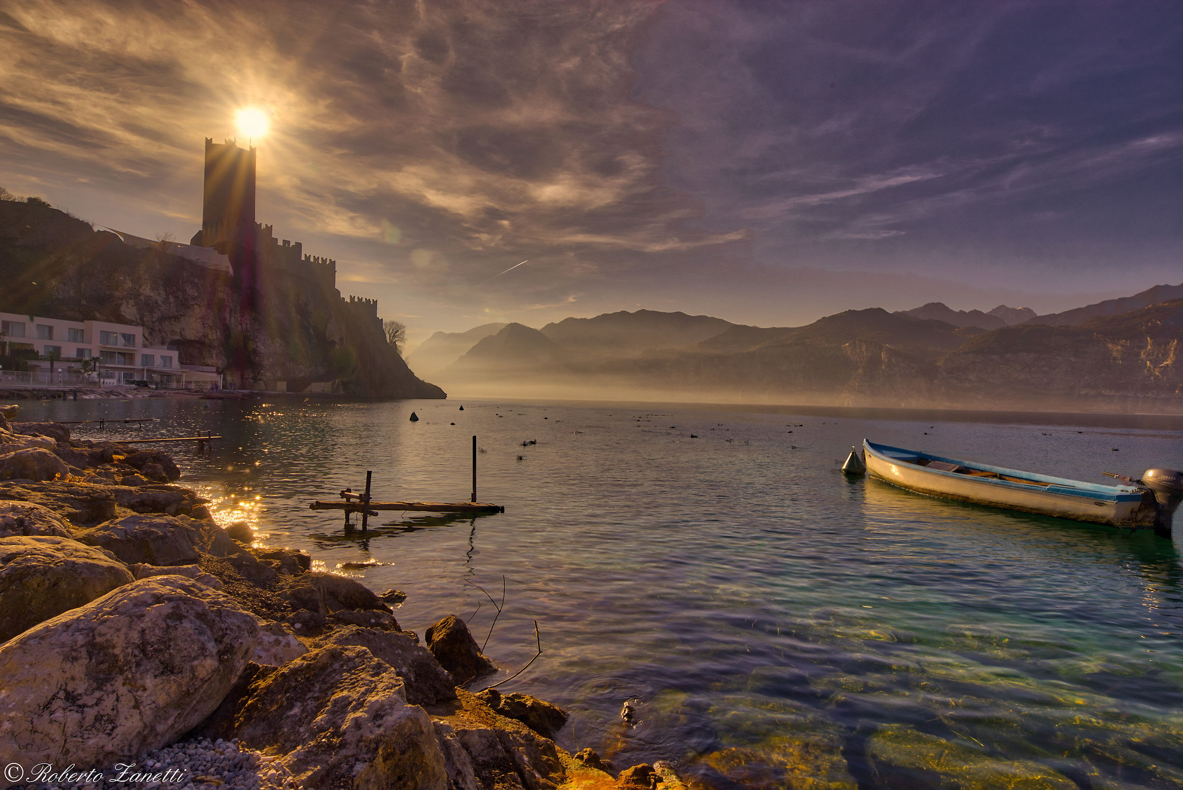 Castello di  Malcesine...