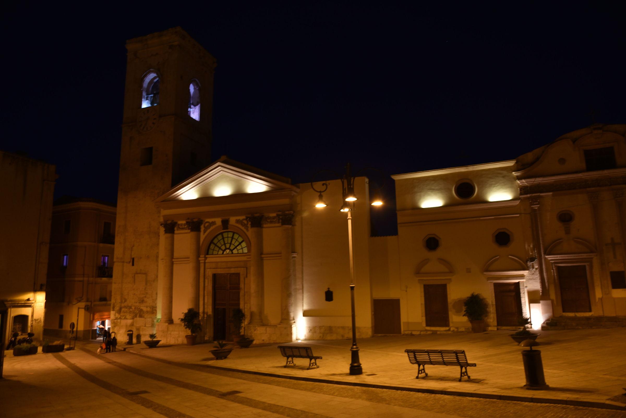 Church of San Giacomo Cagliari ...