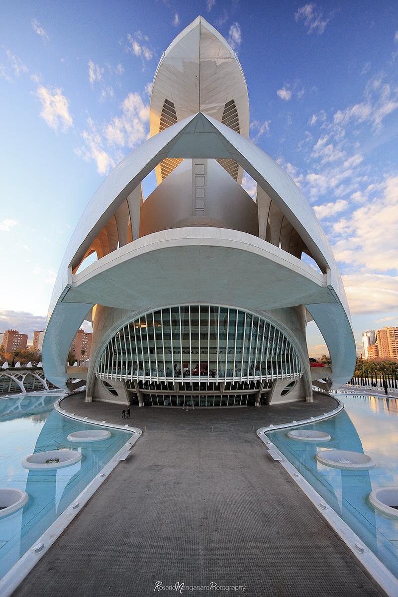 Futurist architecture ..   JuzaPhoto