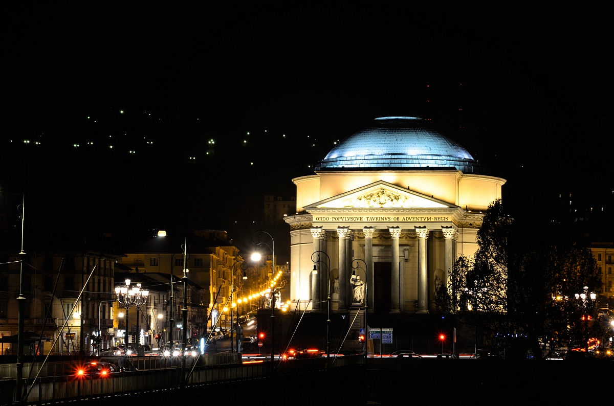 Torino, La Gran Madre...
