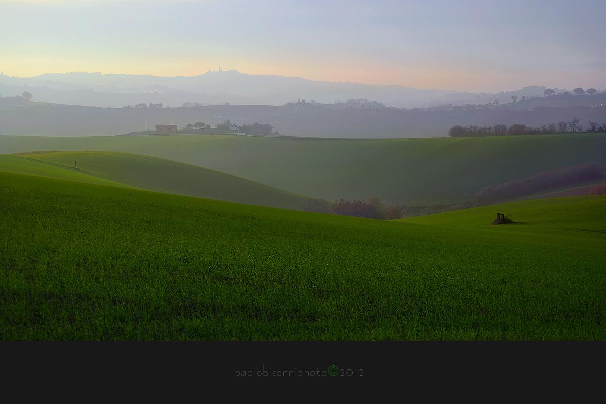 Green Land...