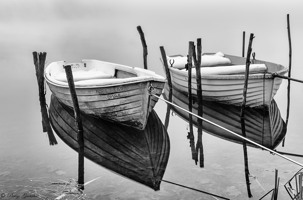 boats at rest...