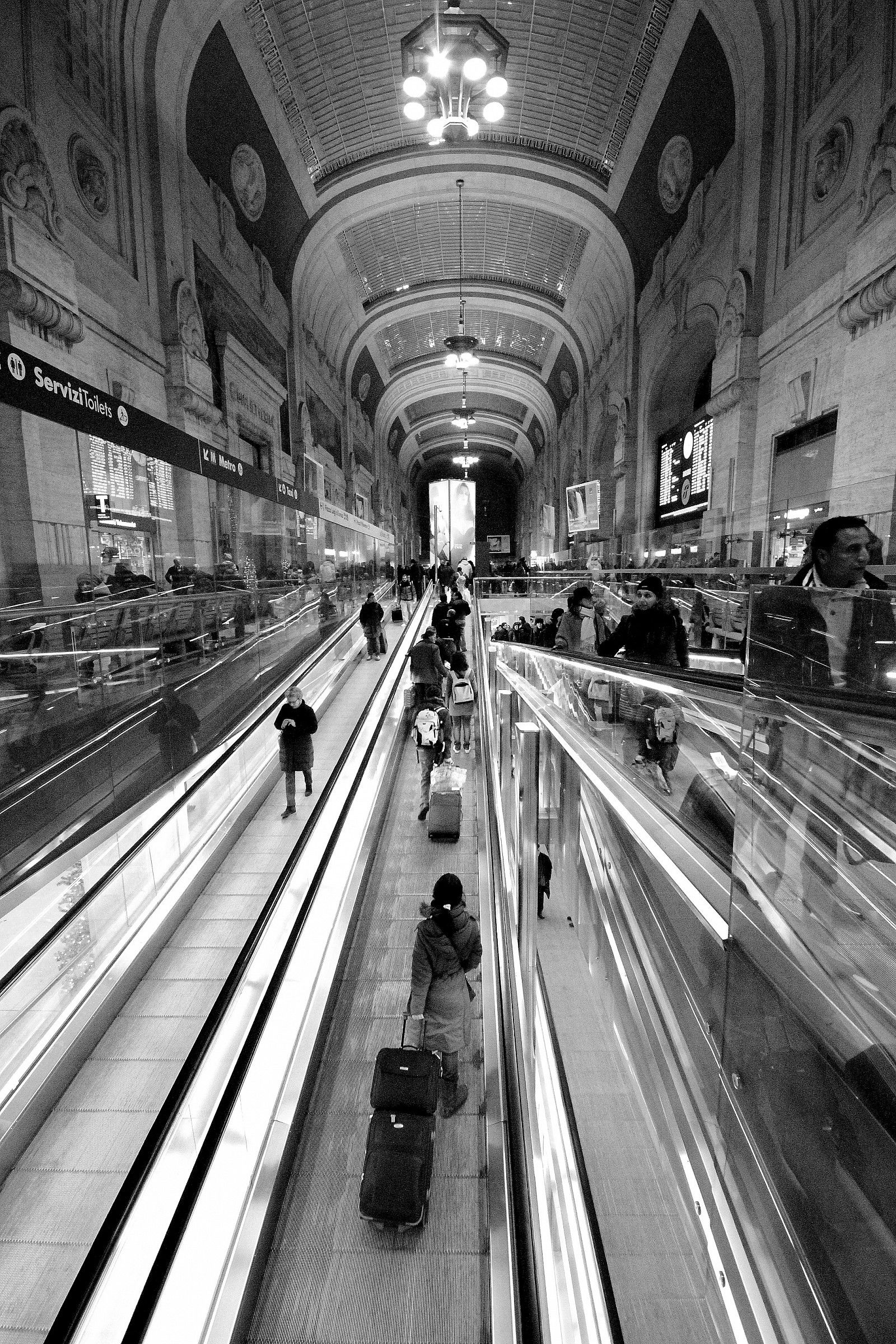 Milano Centrale...