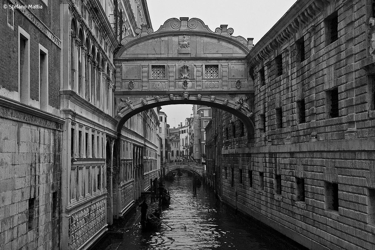 Bridge of Sighs...