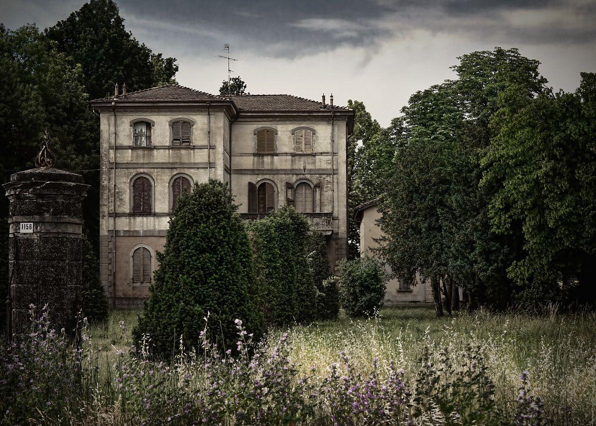 Villa disabitata a S. Damaso - Modena...