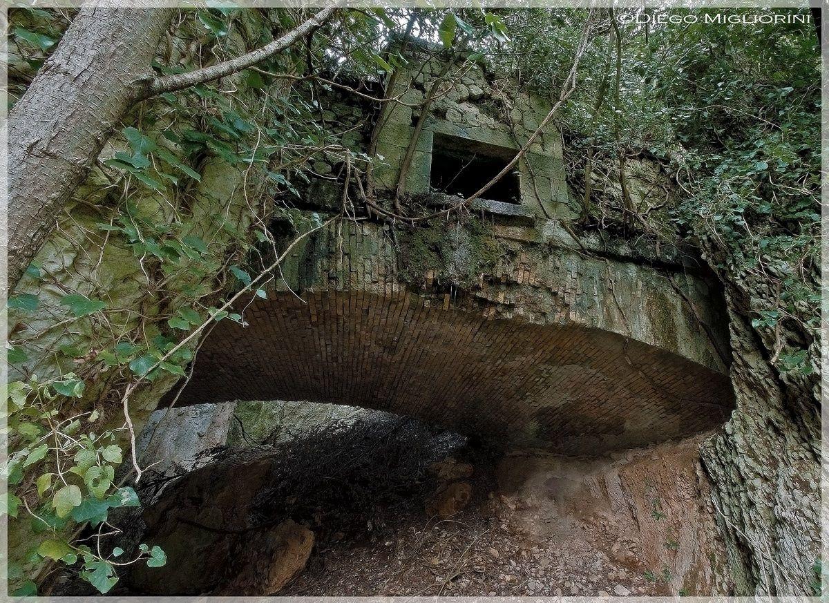 Old aqueduct...