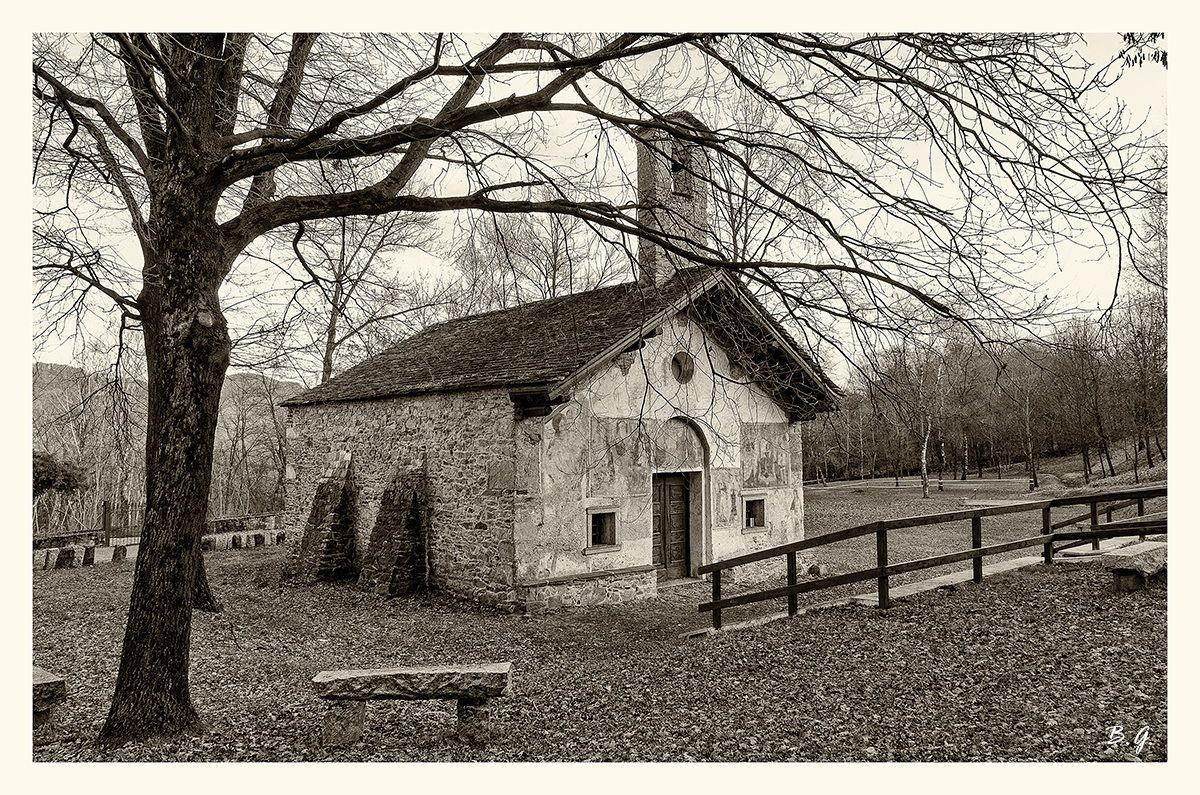 Church of Santa Maria di Luzzara XI century...