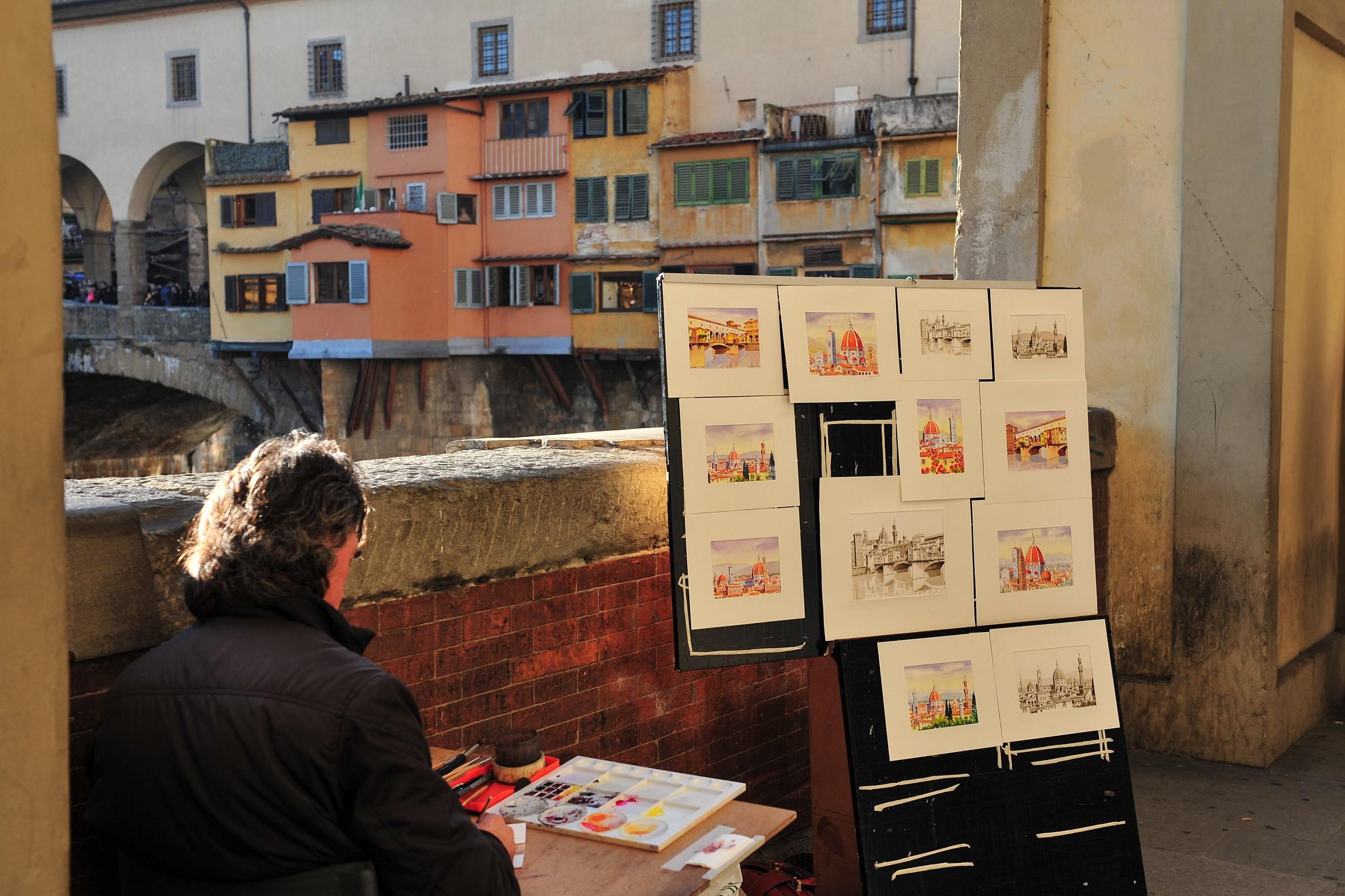 Firenze - Ponte Vecchio 1...