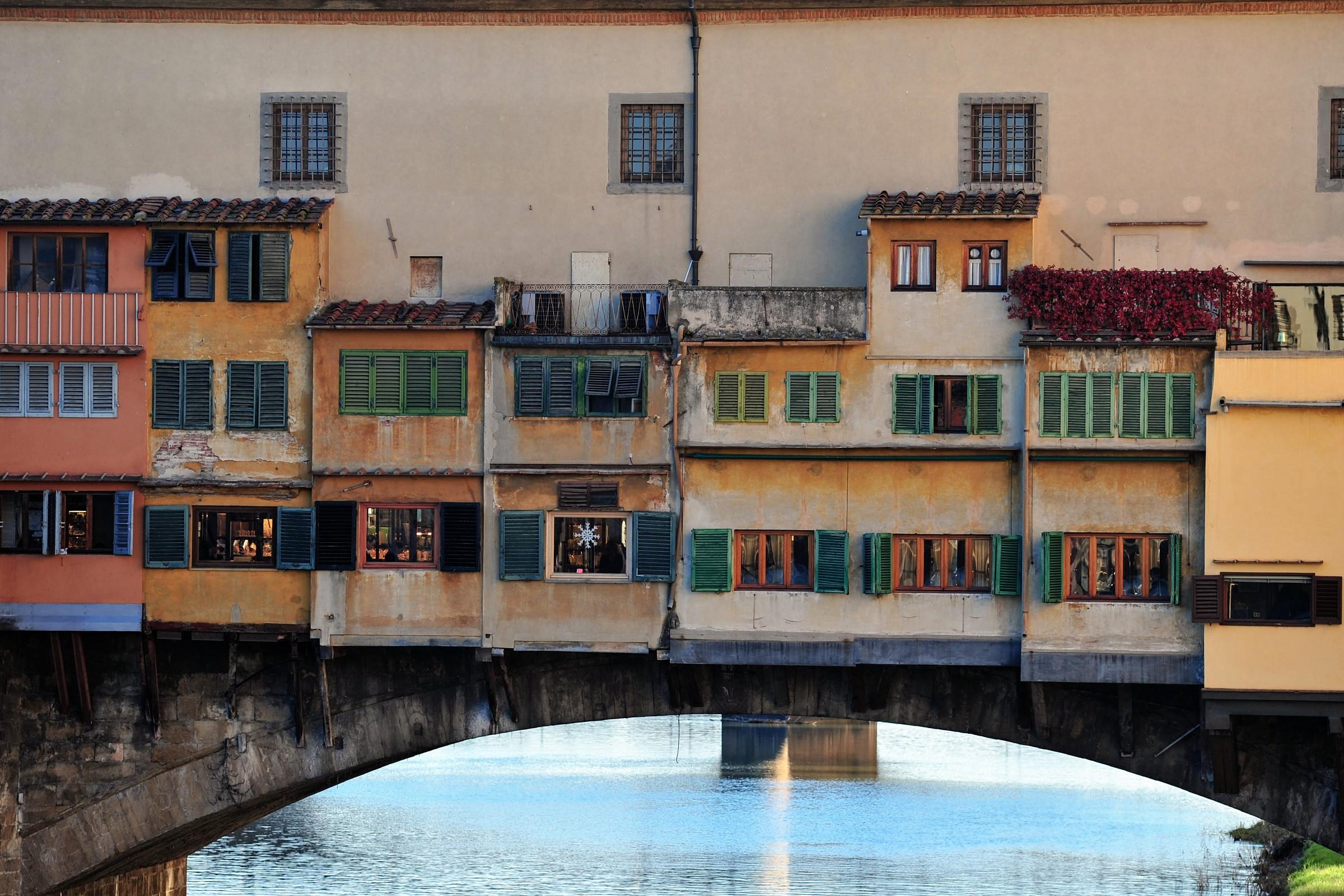 Firenze - Ponte Vecchio 2...