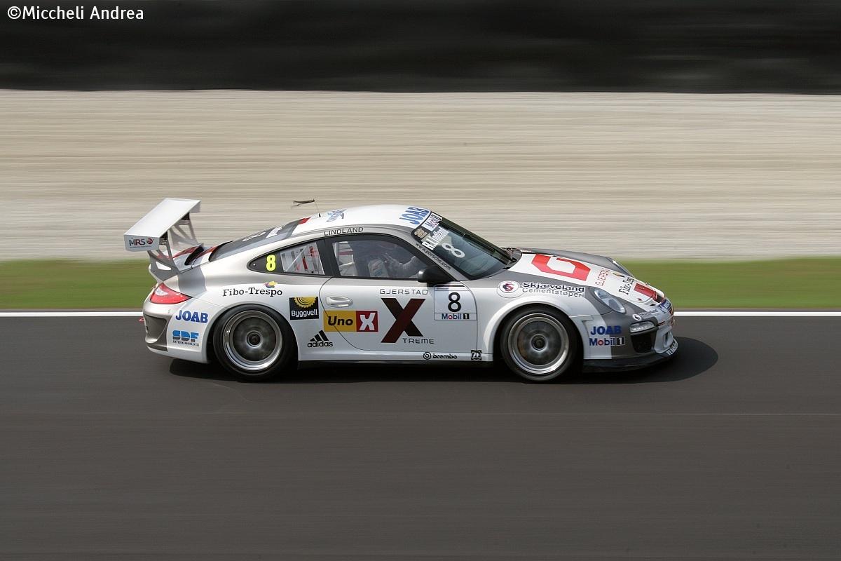 Porsche...