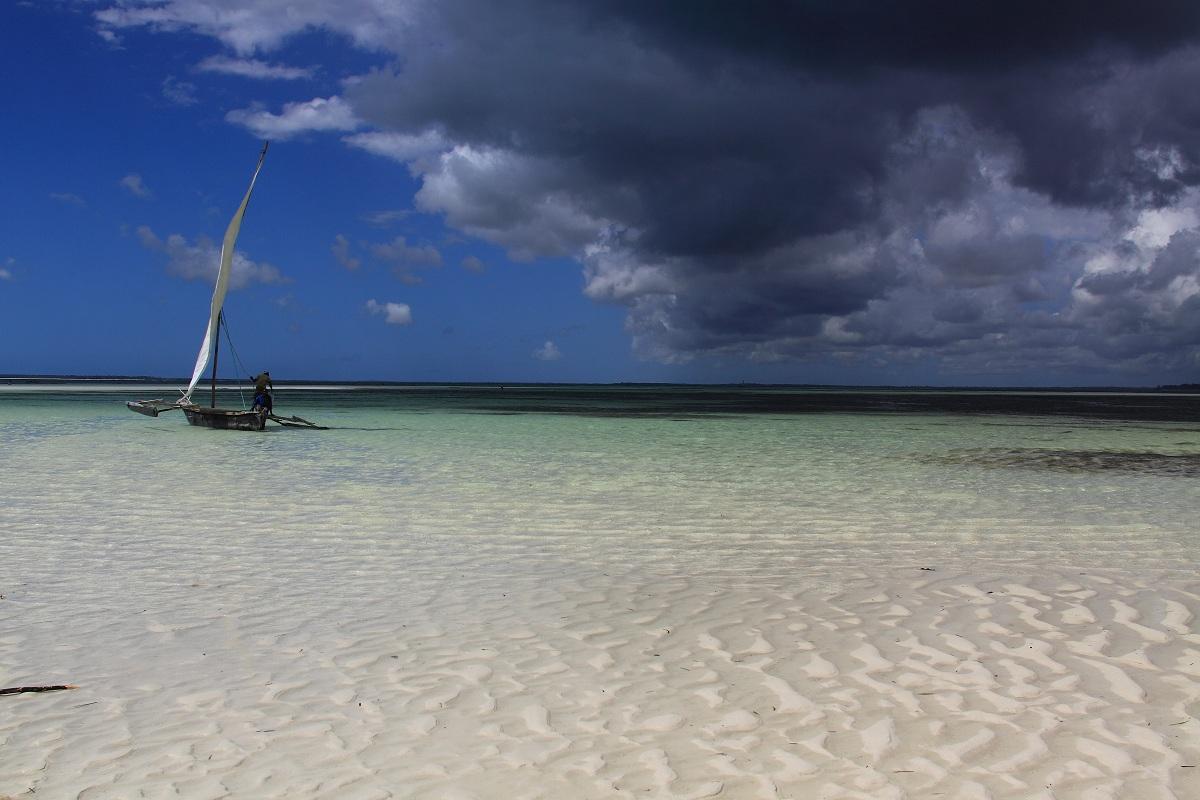Zanzibar - temporale in arrivo...