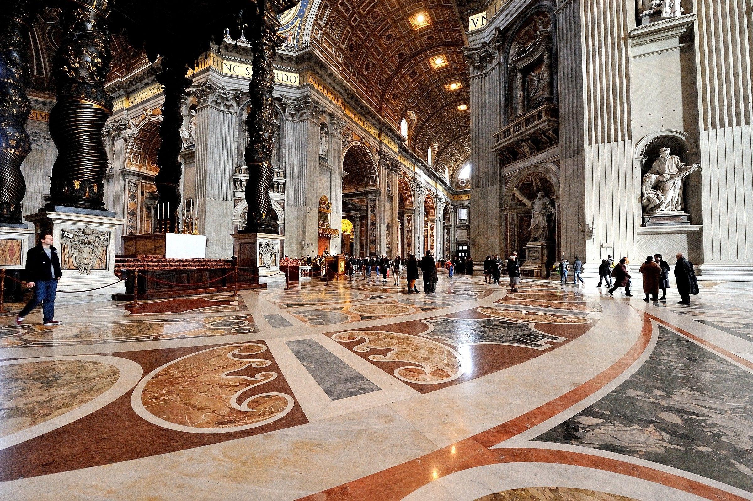 Roma interno s pietro juzaphoto for Interno j