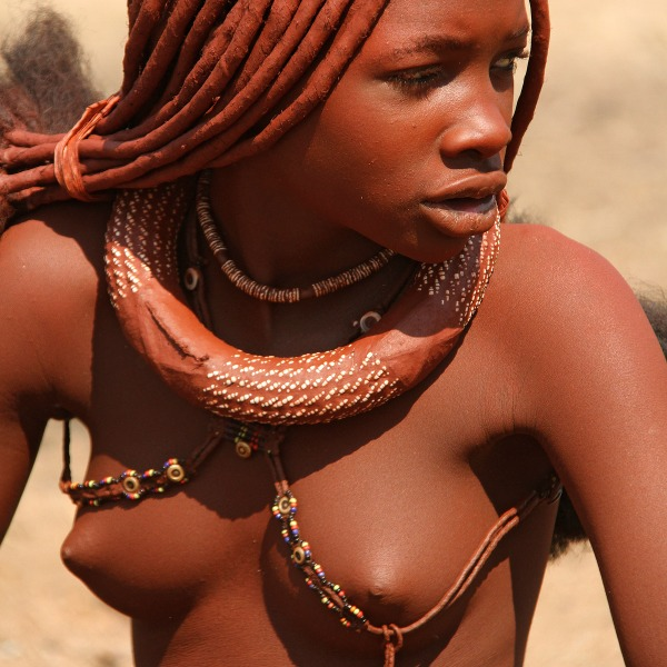 Naked Tribe Women Pussy