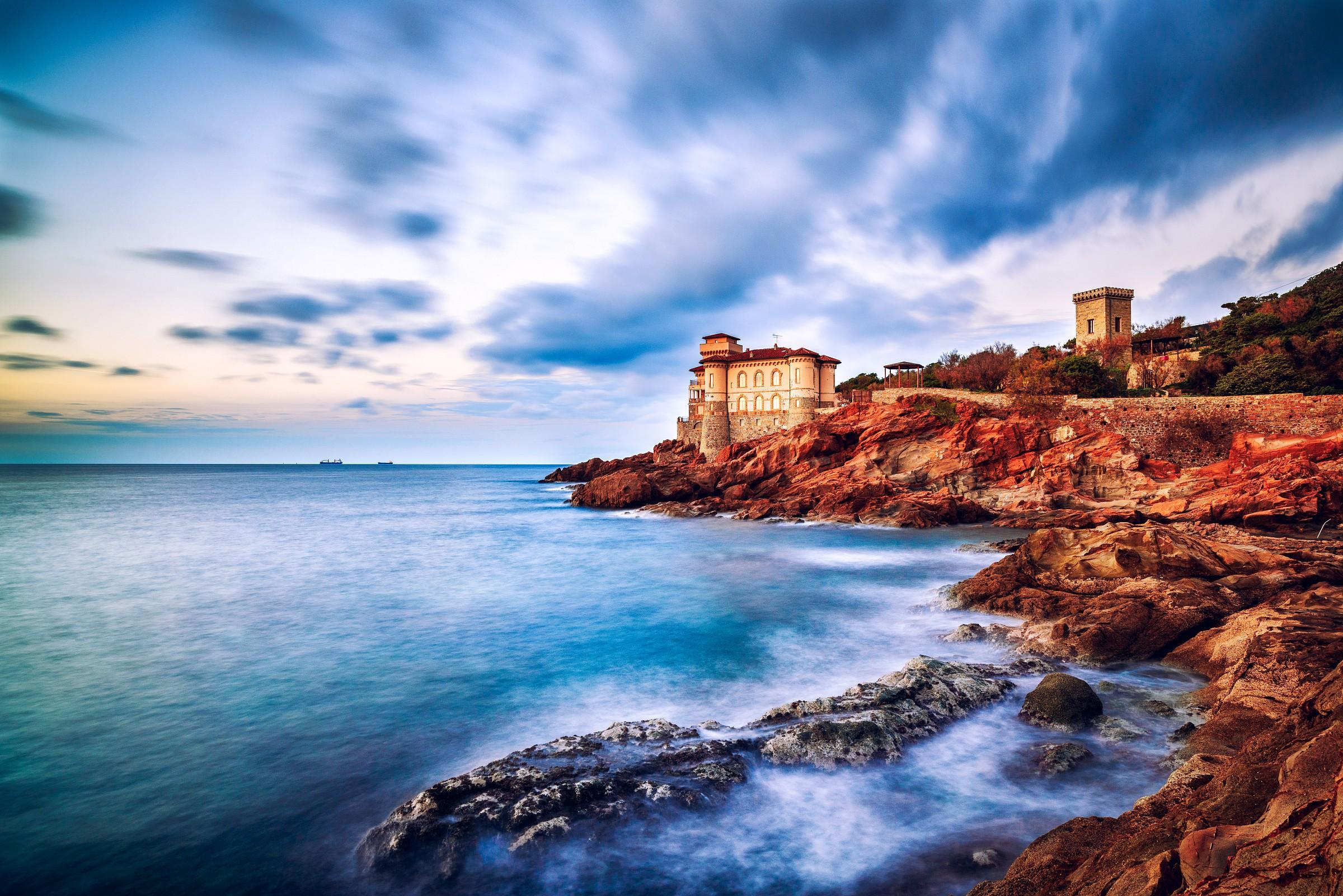 Castello del boccale...