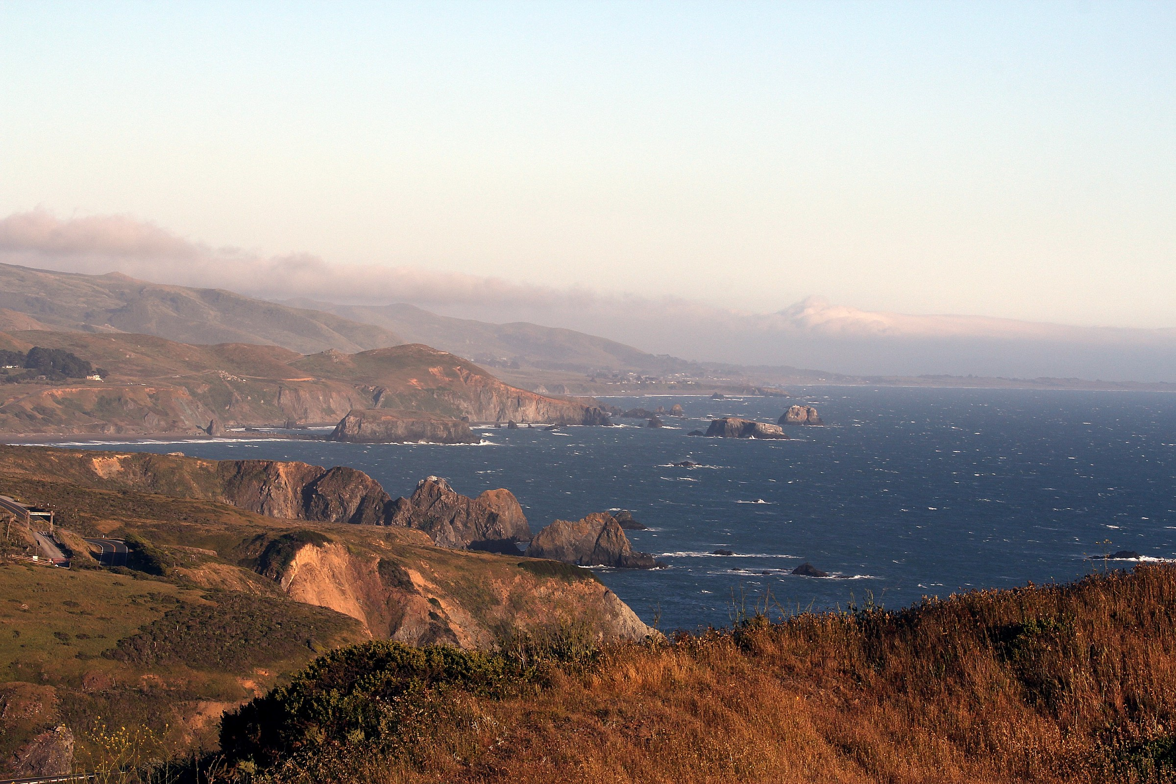 Bodega Bay...