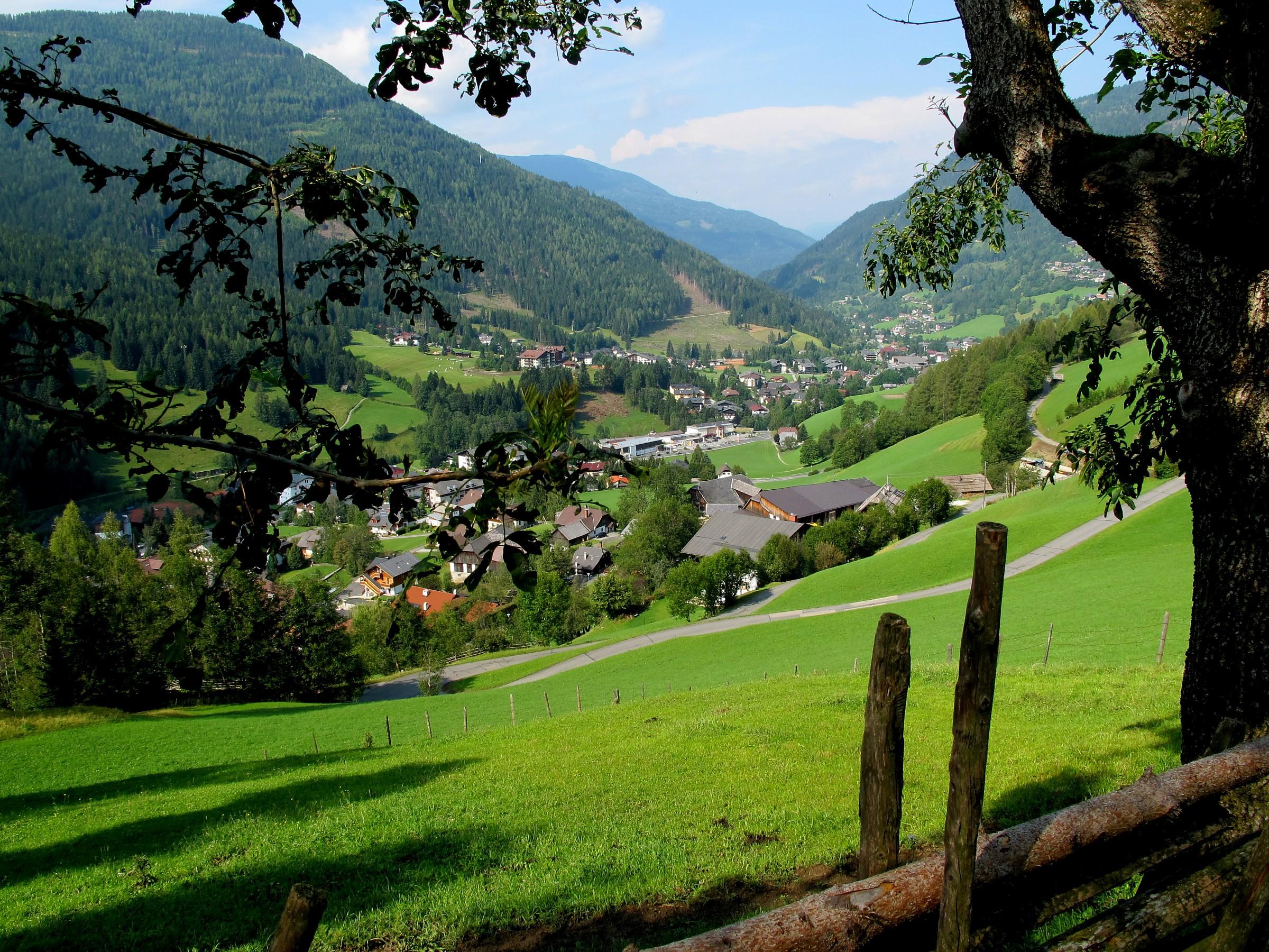 Bad Kleinkirchheim, Austria...