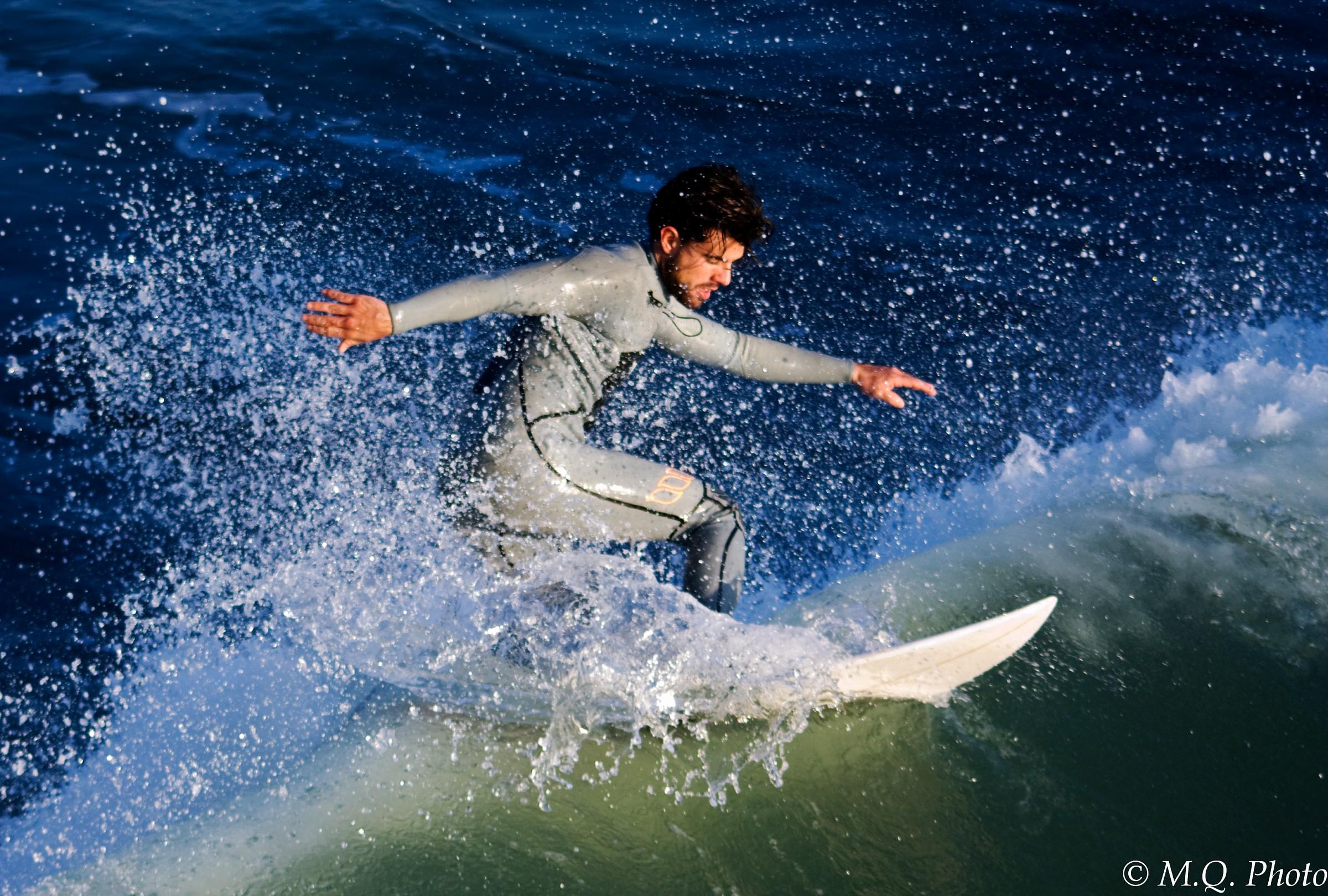 Sulla cresta dell'onda...