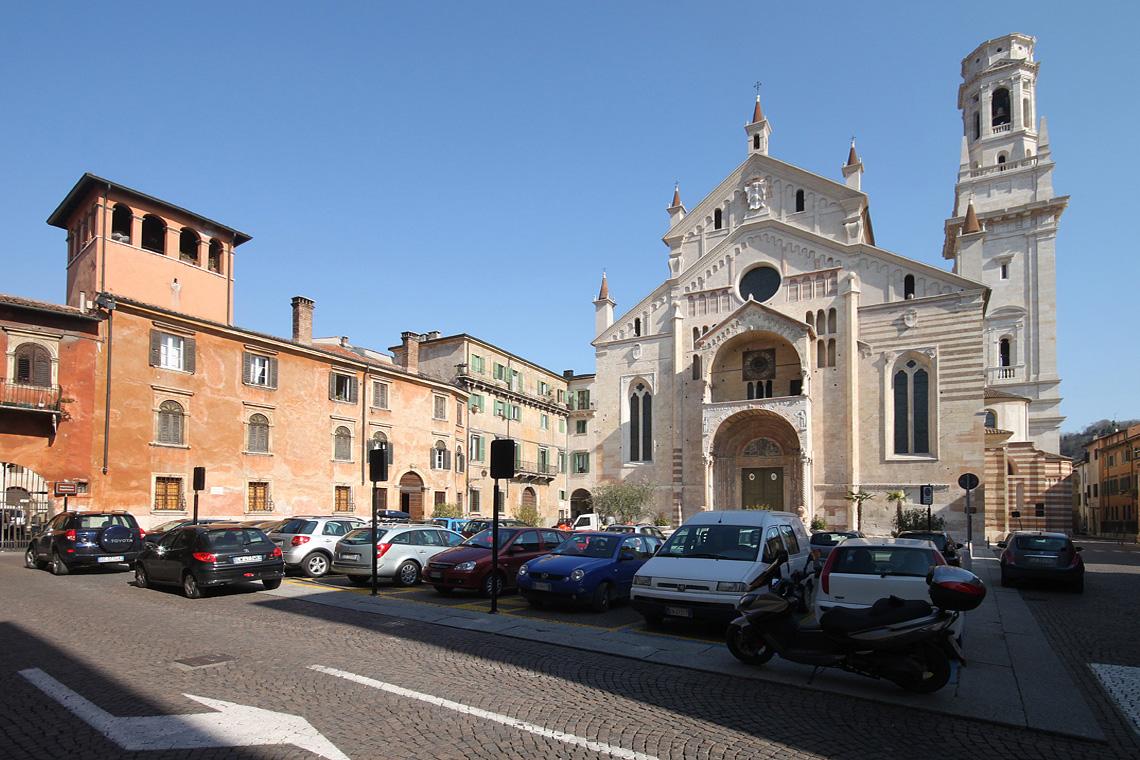 Verona il Duomo...