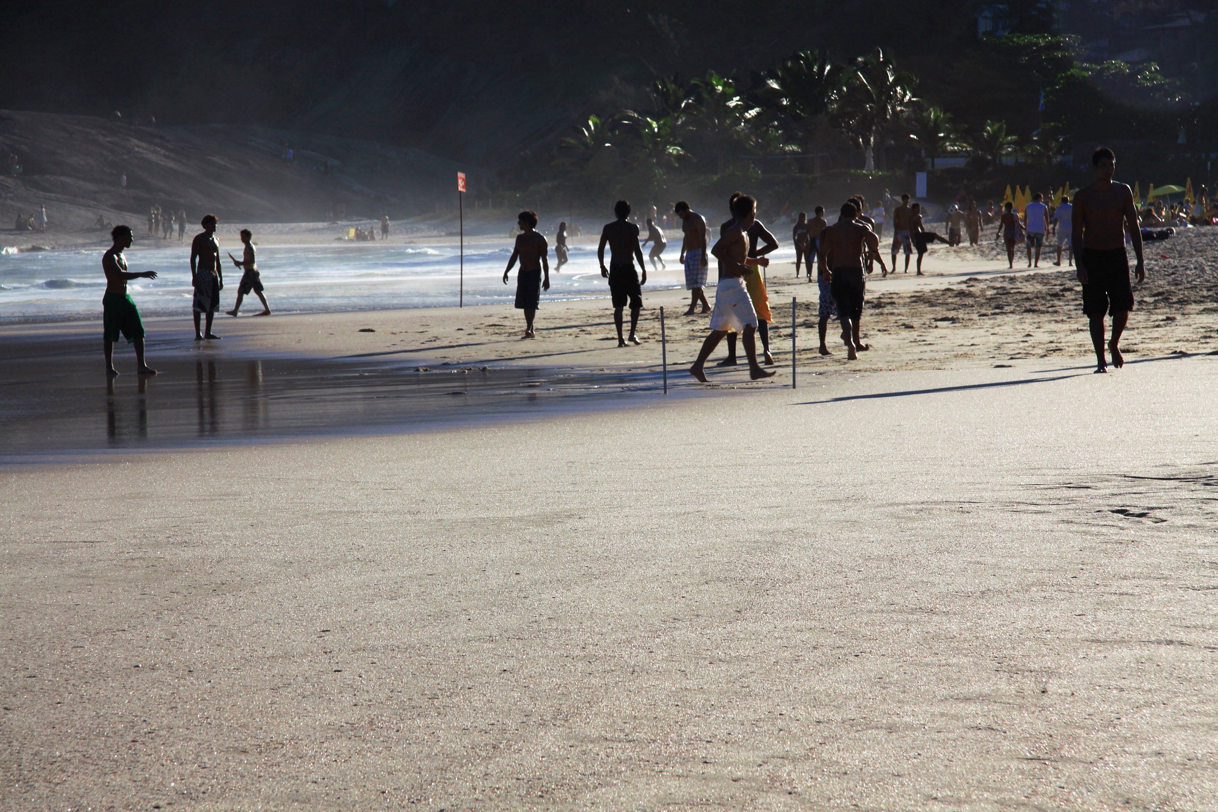 Beach Itacoatiara...