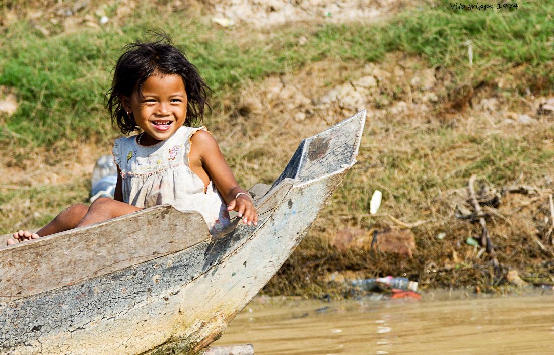 Cambodian Girl...