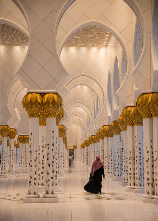 Shk Zayed Mosque Abu Dhabi...