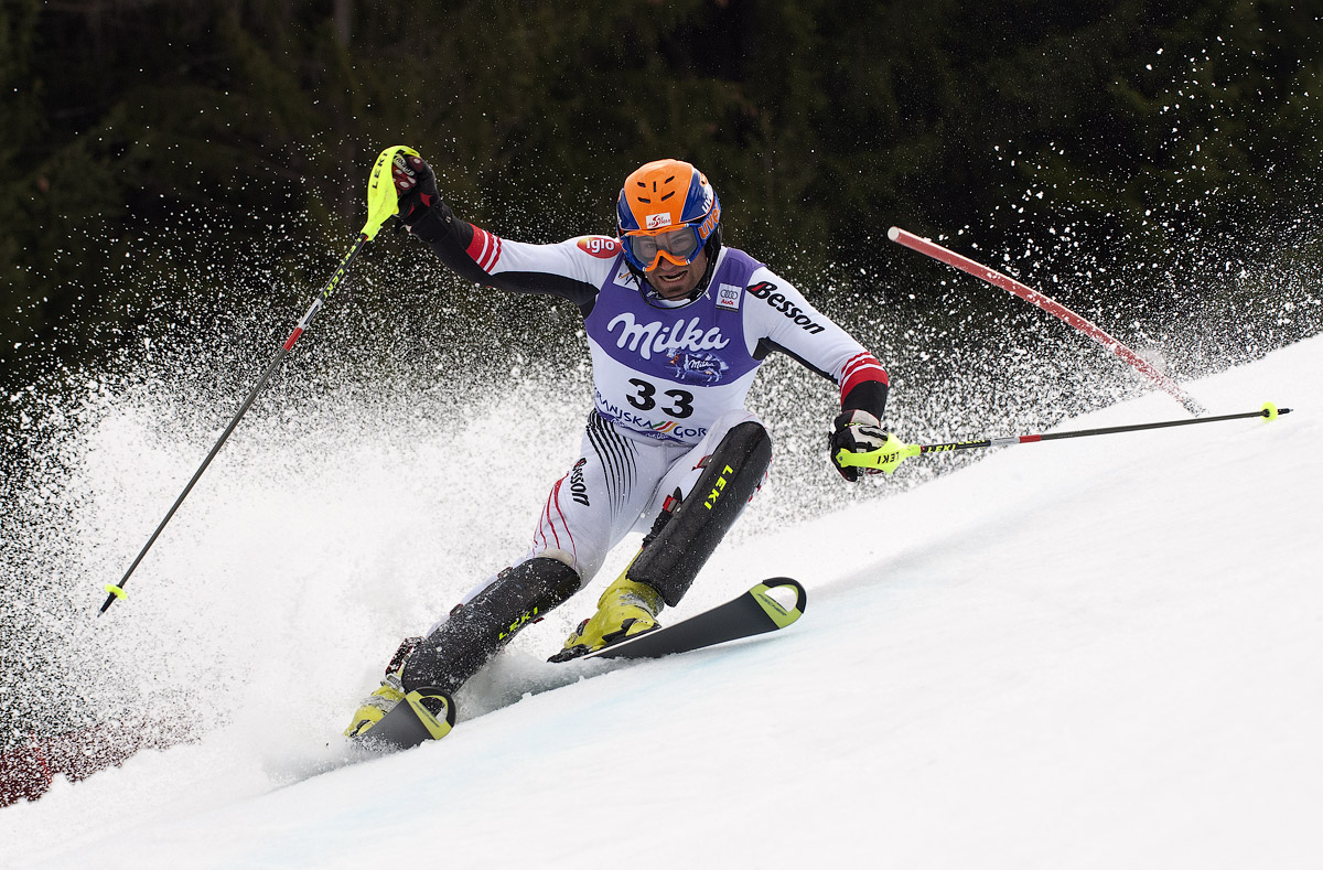 Wolfgang Hoerl - Austria Ski team....