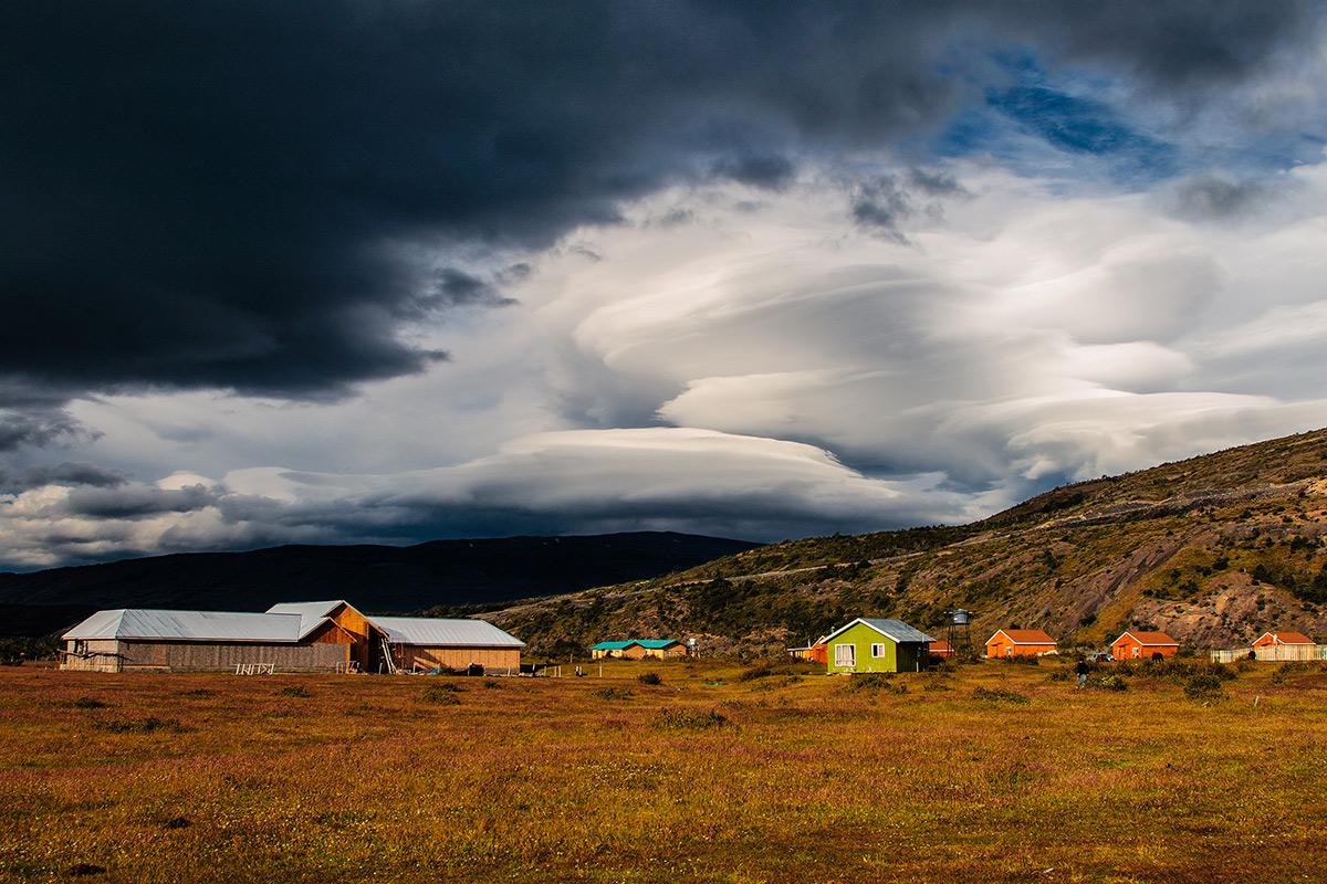 Clouds - Pueblito Serrano, Lago del Toro...