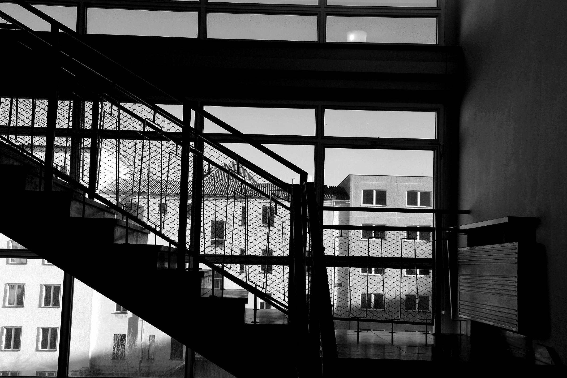 Museum stasis...