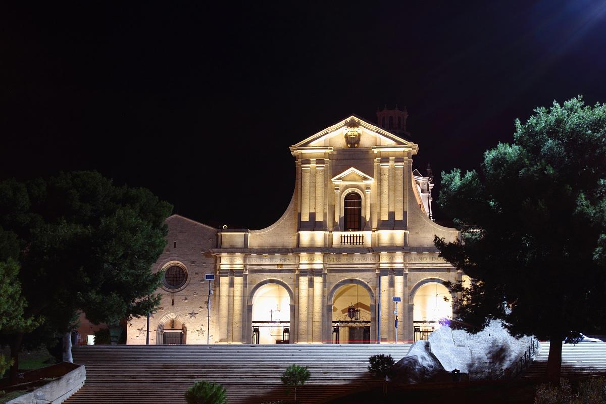 Basilica di Bonaria,Cagliari...