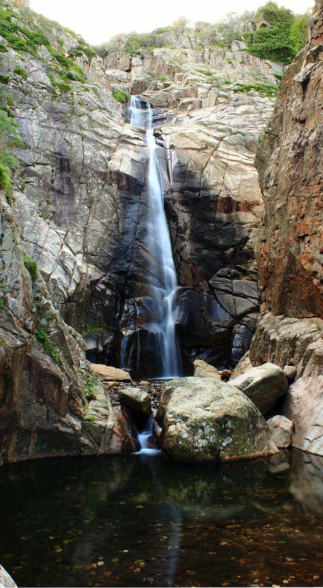 Cascata Sa Spendula,Villacidro...