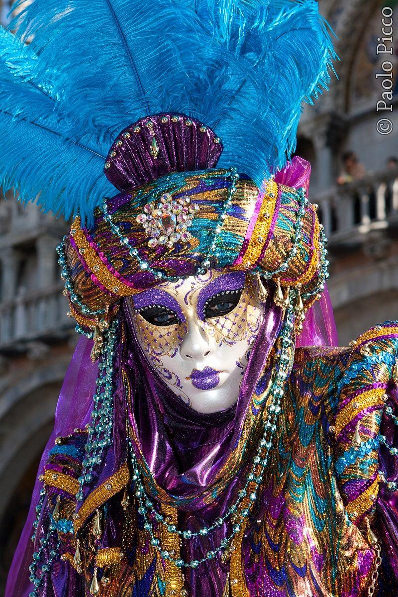Carnevale di Venezia by Picco Paolo | JuzaPhoto