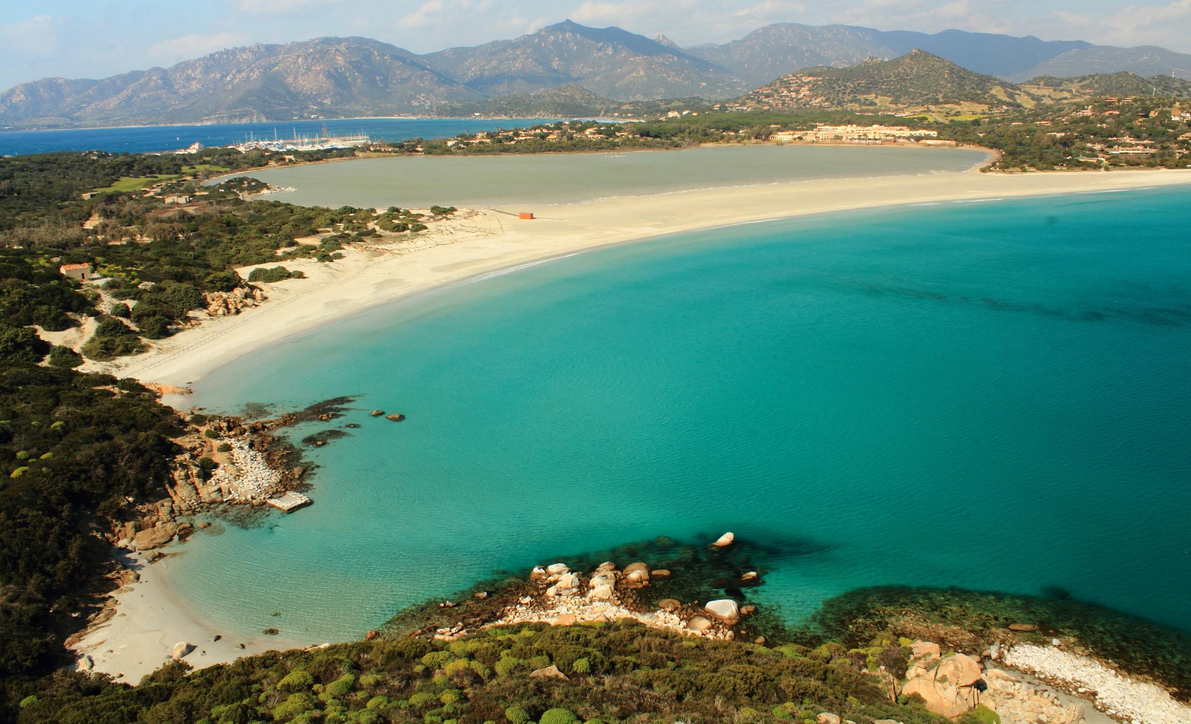 Spiaggia di Porto Giunco,Villasimius...