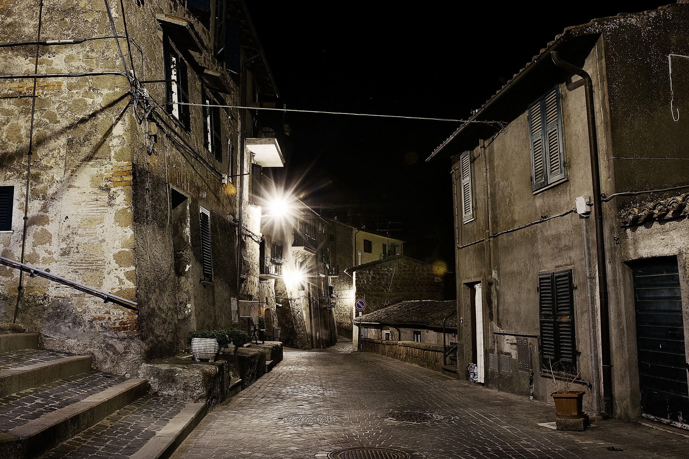 Vicoli di Capodimonte (Vt)...